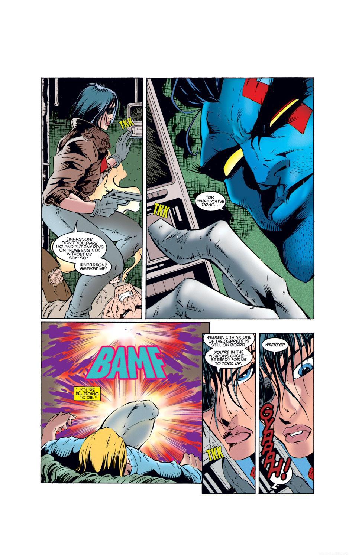 Read online X-Calibre comic -  Issue #2 - 20