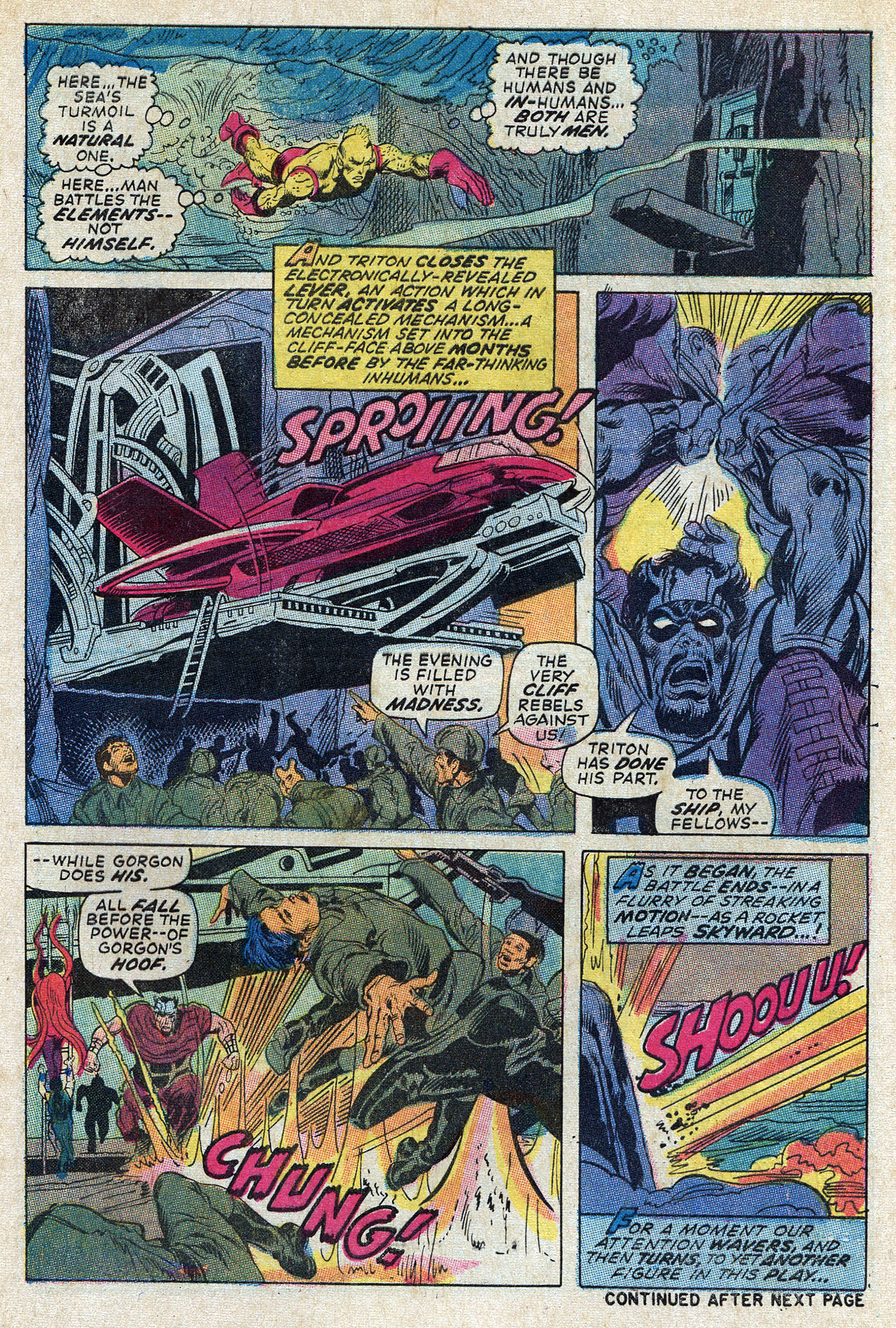 Read online Amazing Adventures (1970) comic -  Issue #7 - 5
