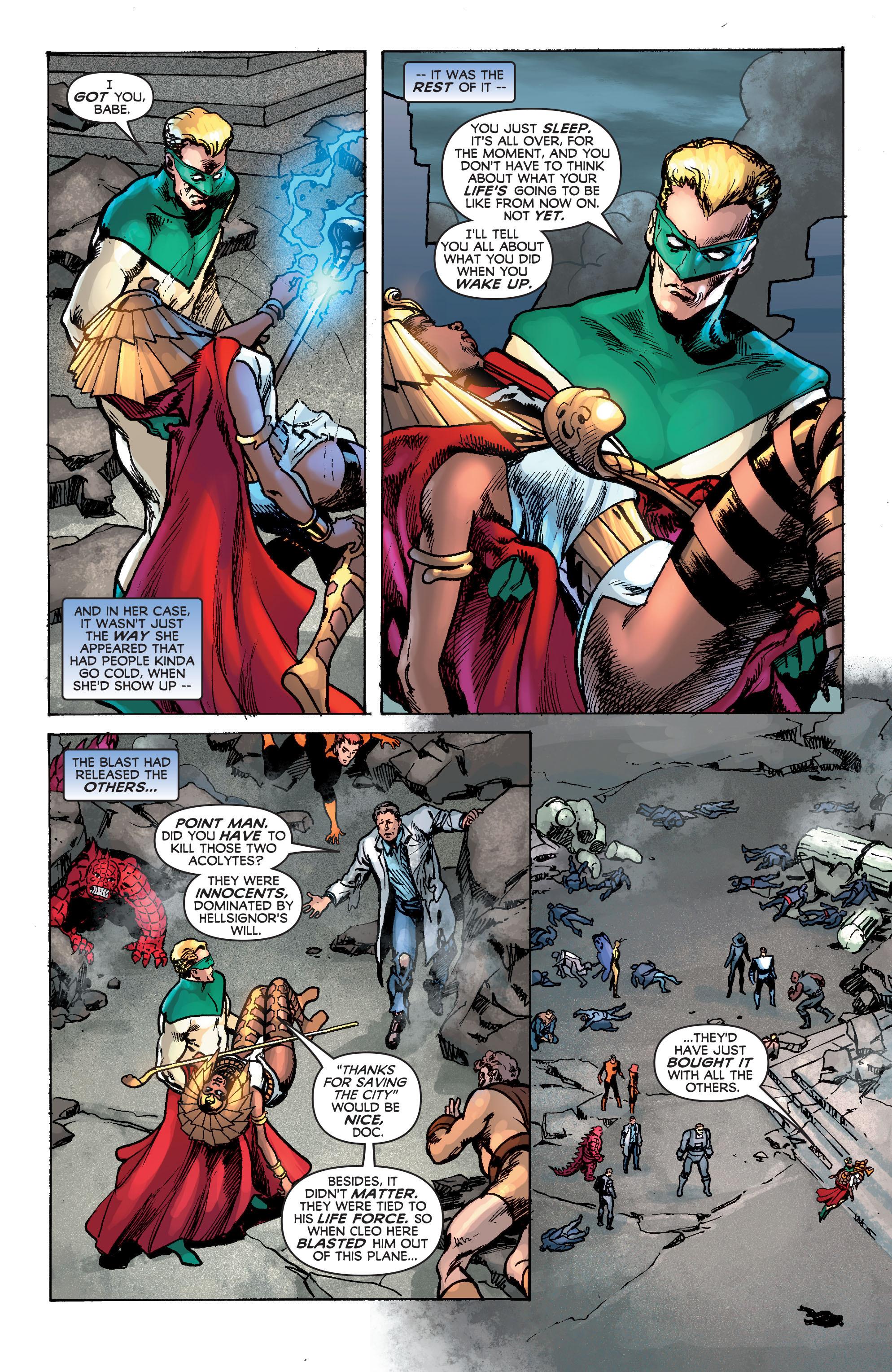 Read online Astro City: Dark Age/Book Three comic -  Issue #1 - 8
