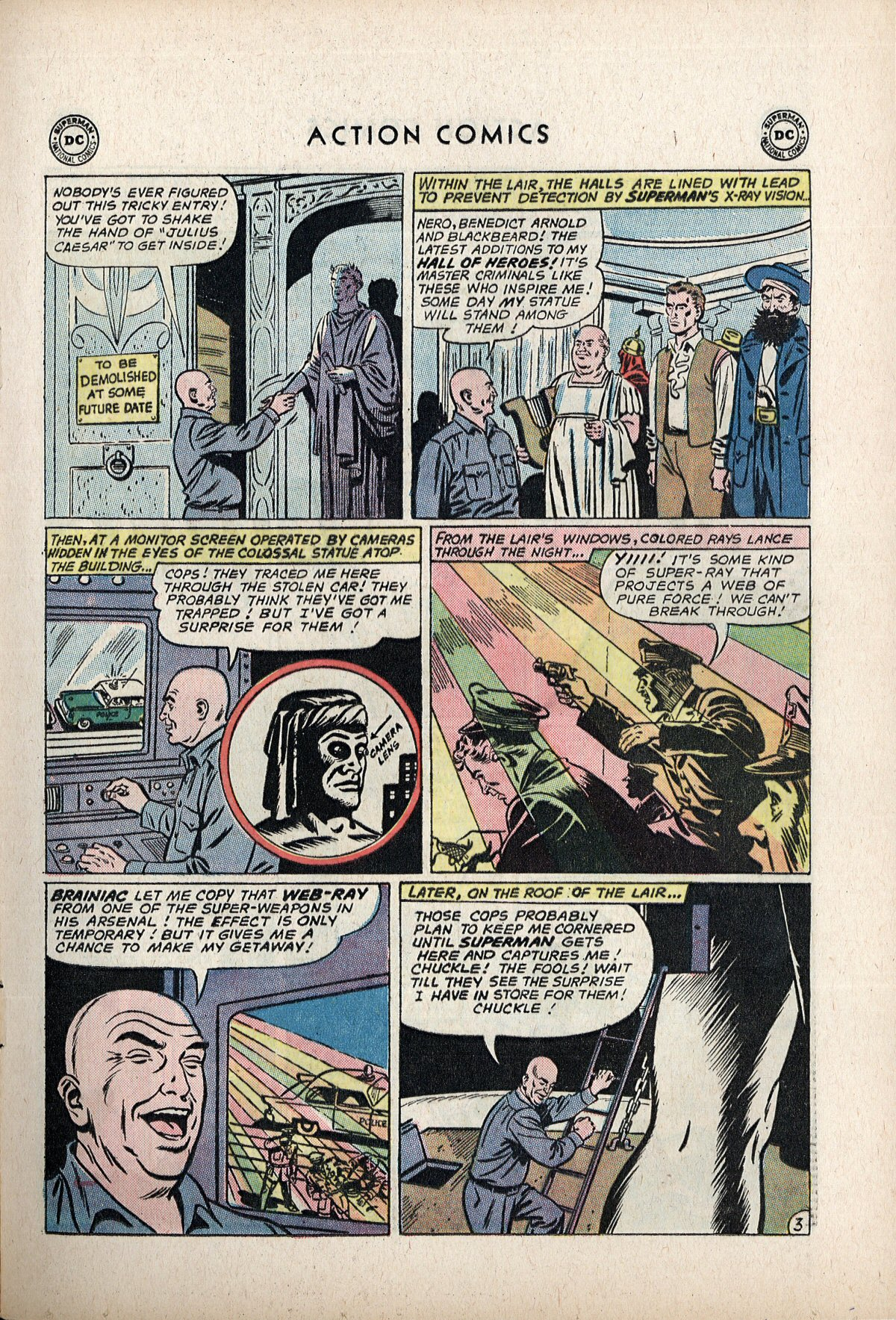Read online Action Comics (1938) comic -  Issue #292 - 5