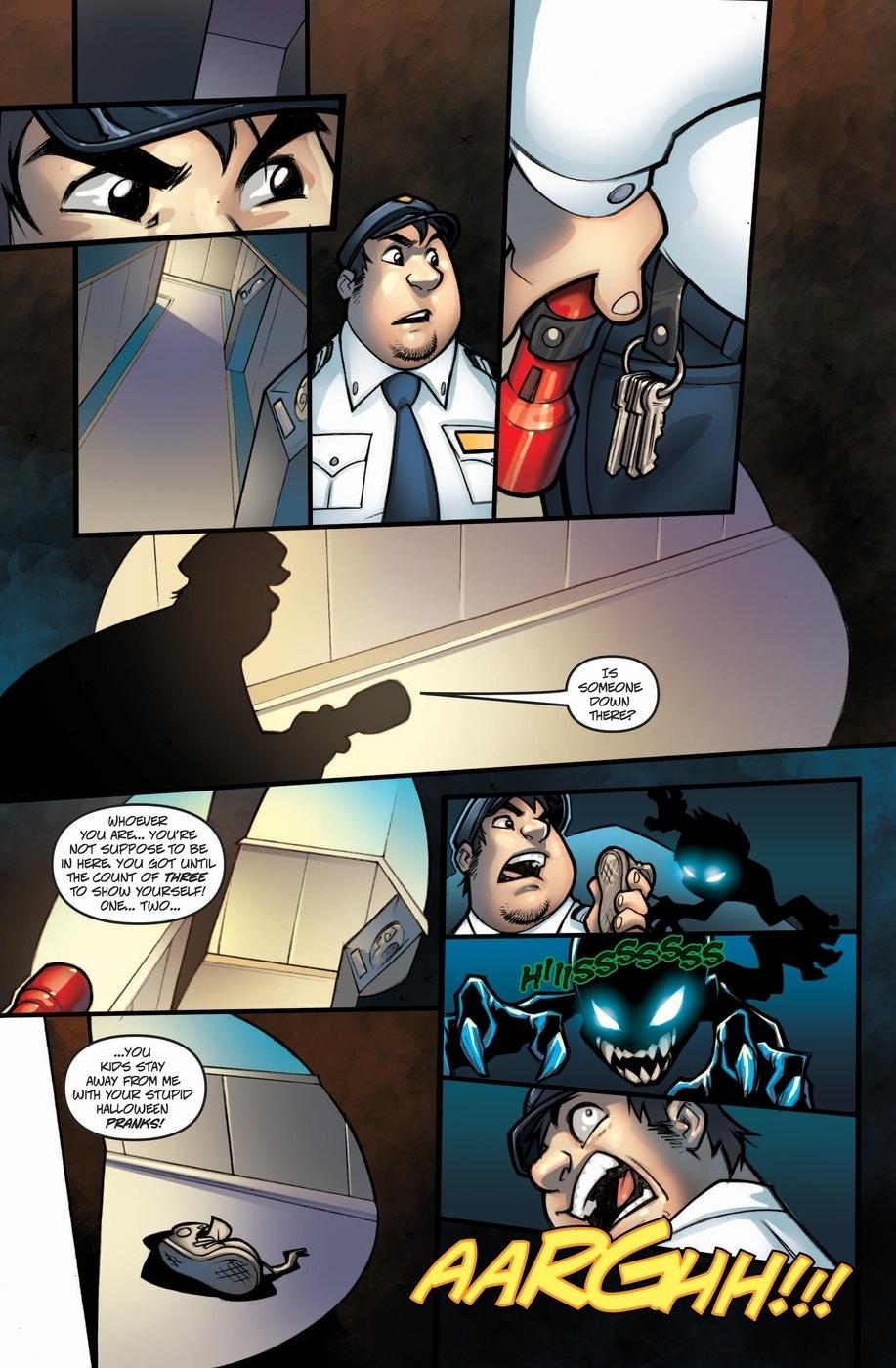 Read online Ralph Filmore comic -  Issue # Full - 28