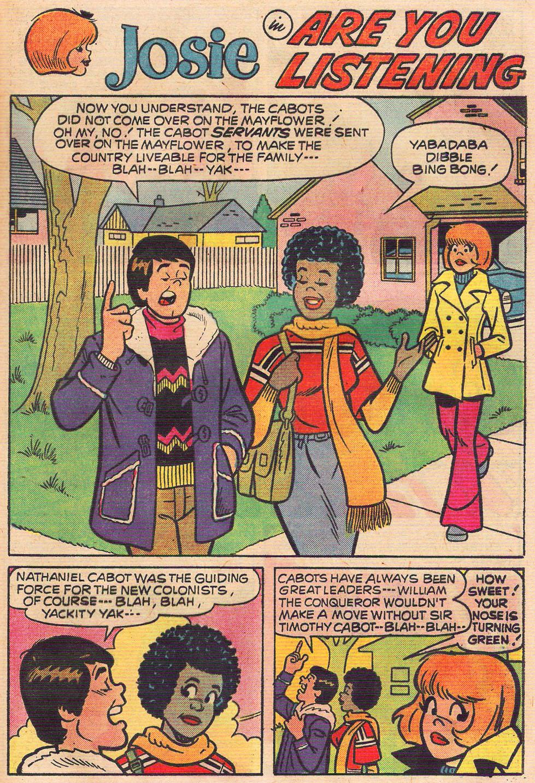 Read online She's Josie comic -  Issue #87 - 29