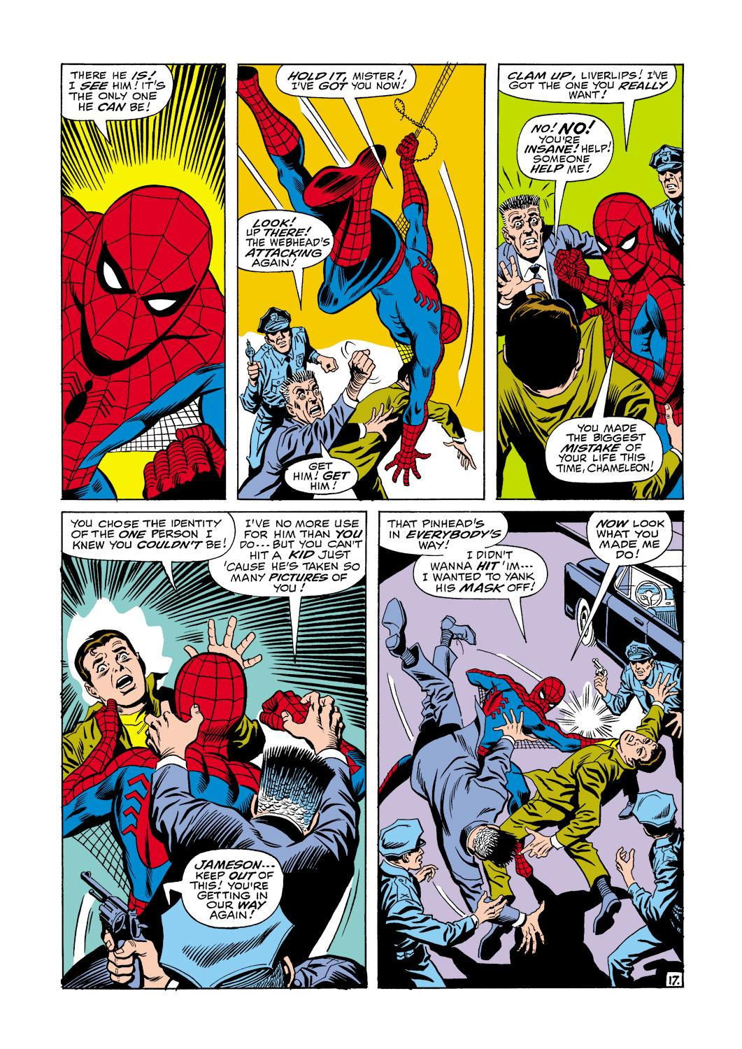 The Amazing Spider-Man (1963) 80 Page 17