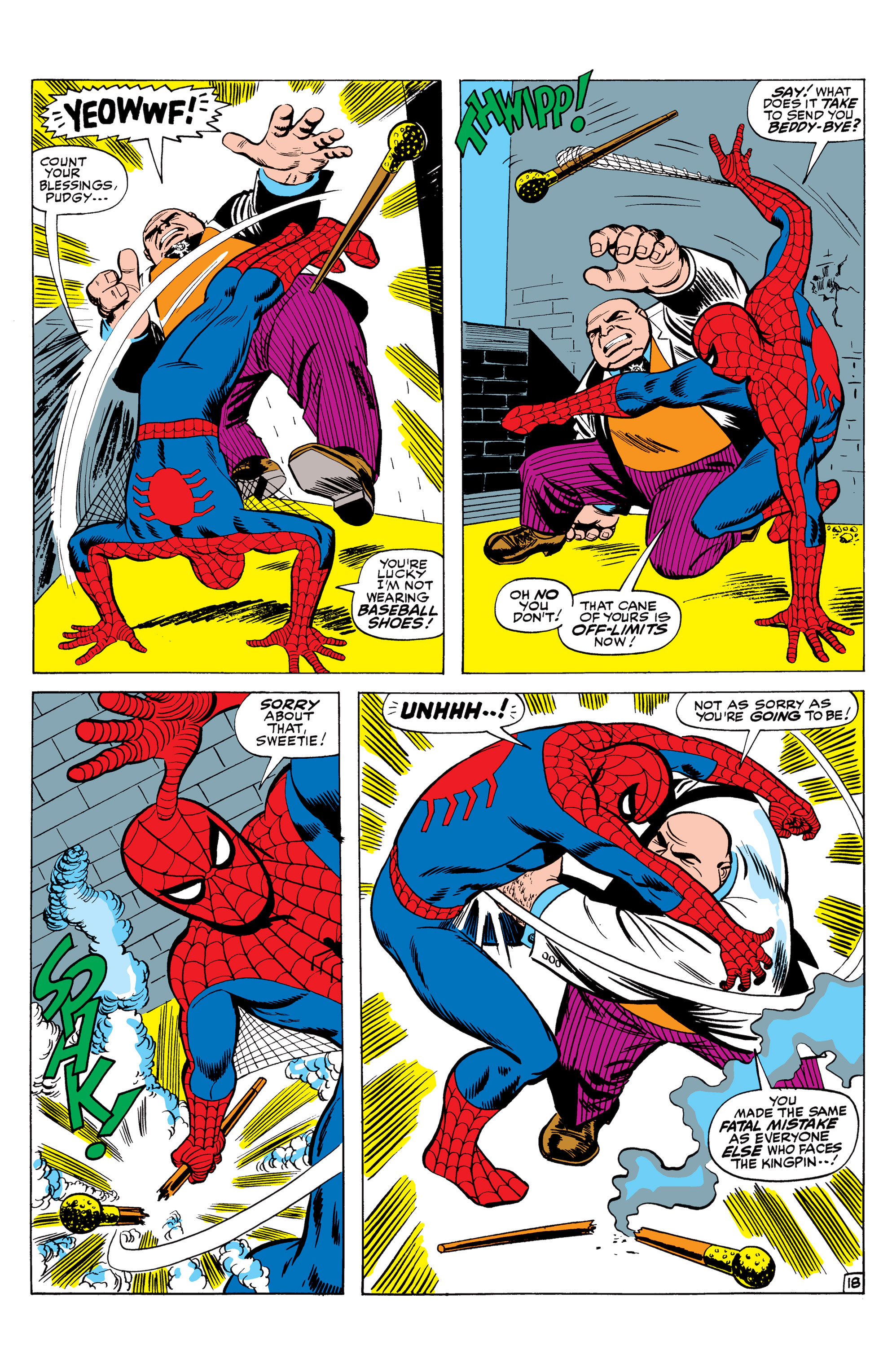The Amazing Spider-Man (1963) 51 Page 18