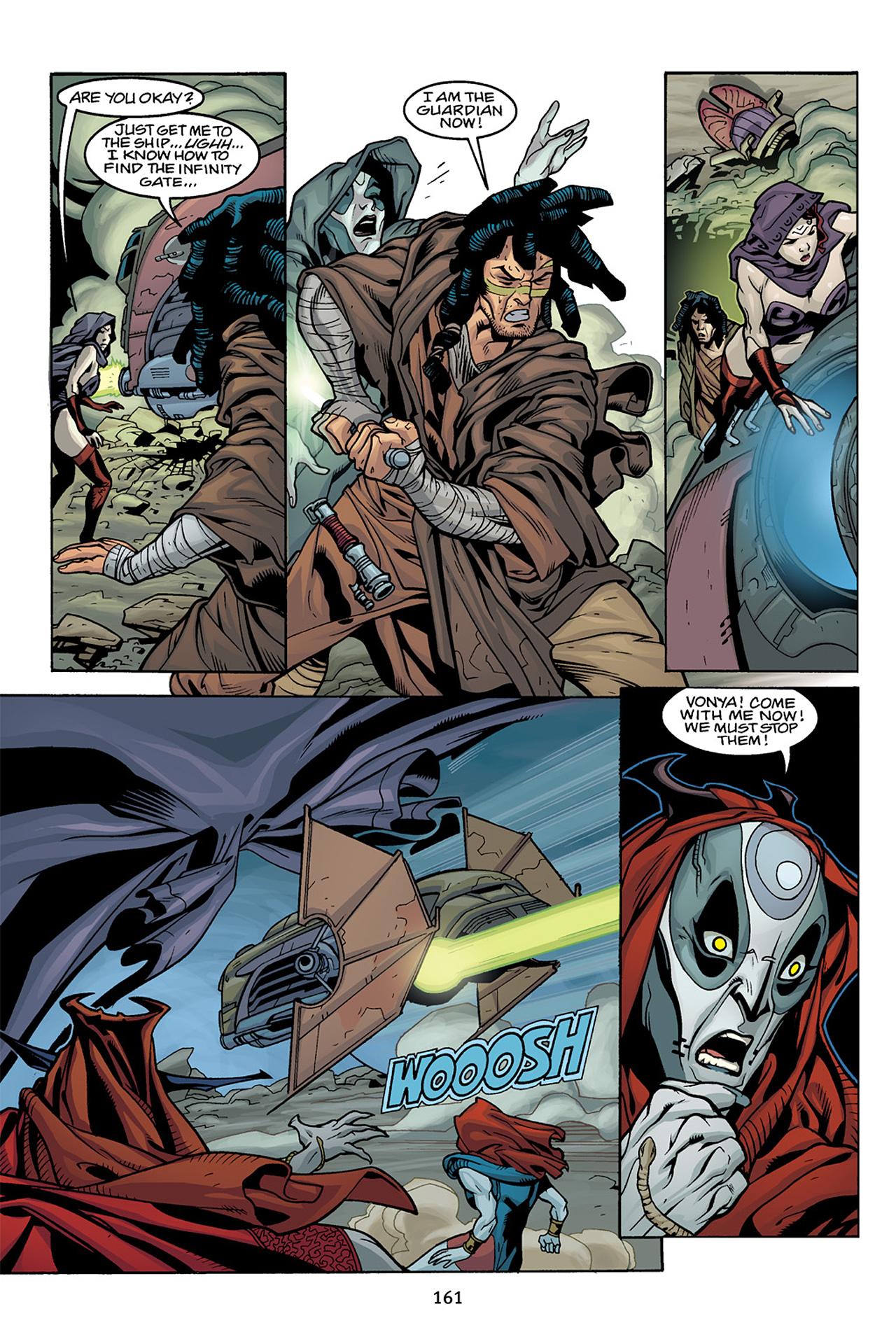 Read online Star Wars Omnibus comic -  Issue # Vol. 15 - 158