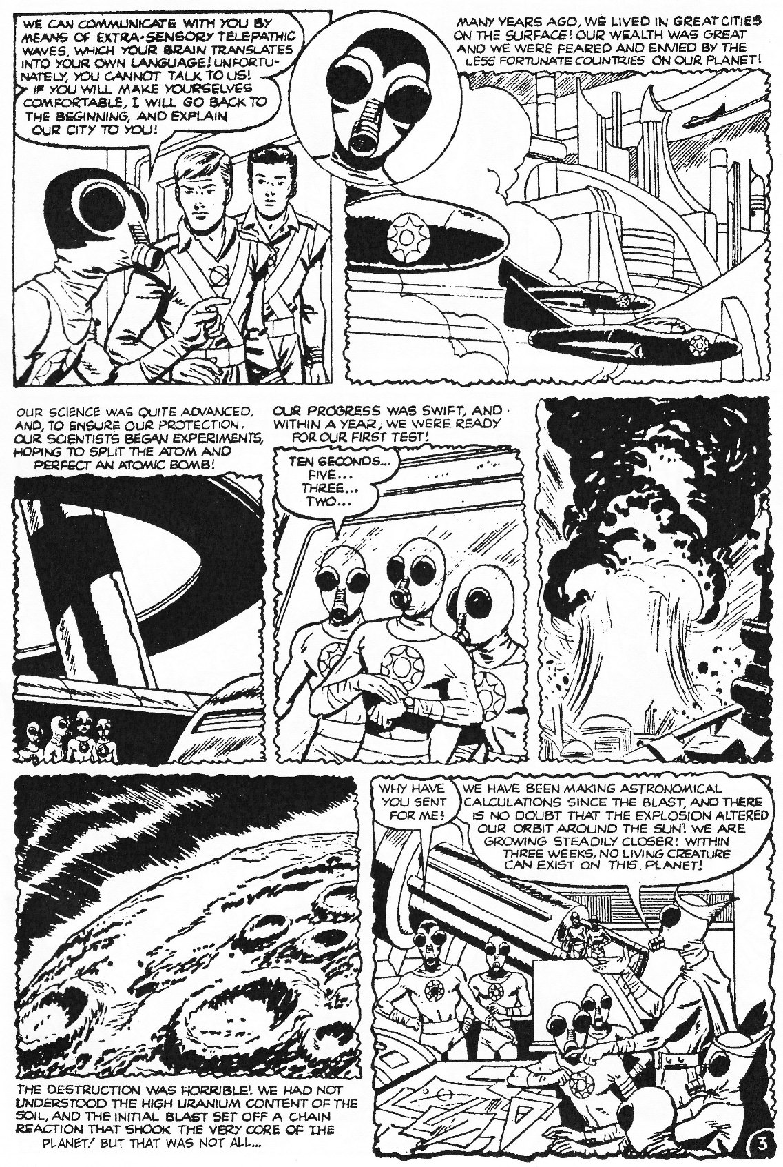 Read online Men of Mystery Comics comic -  Issue #75 - 45