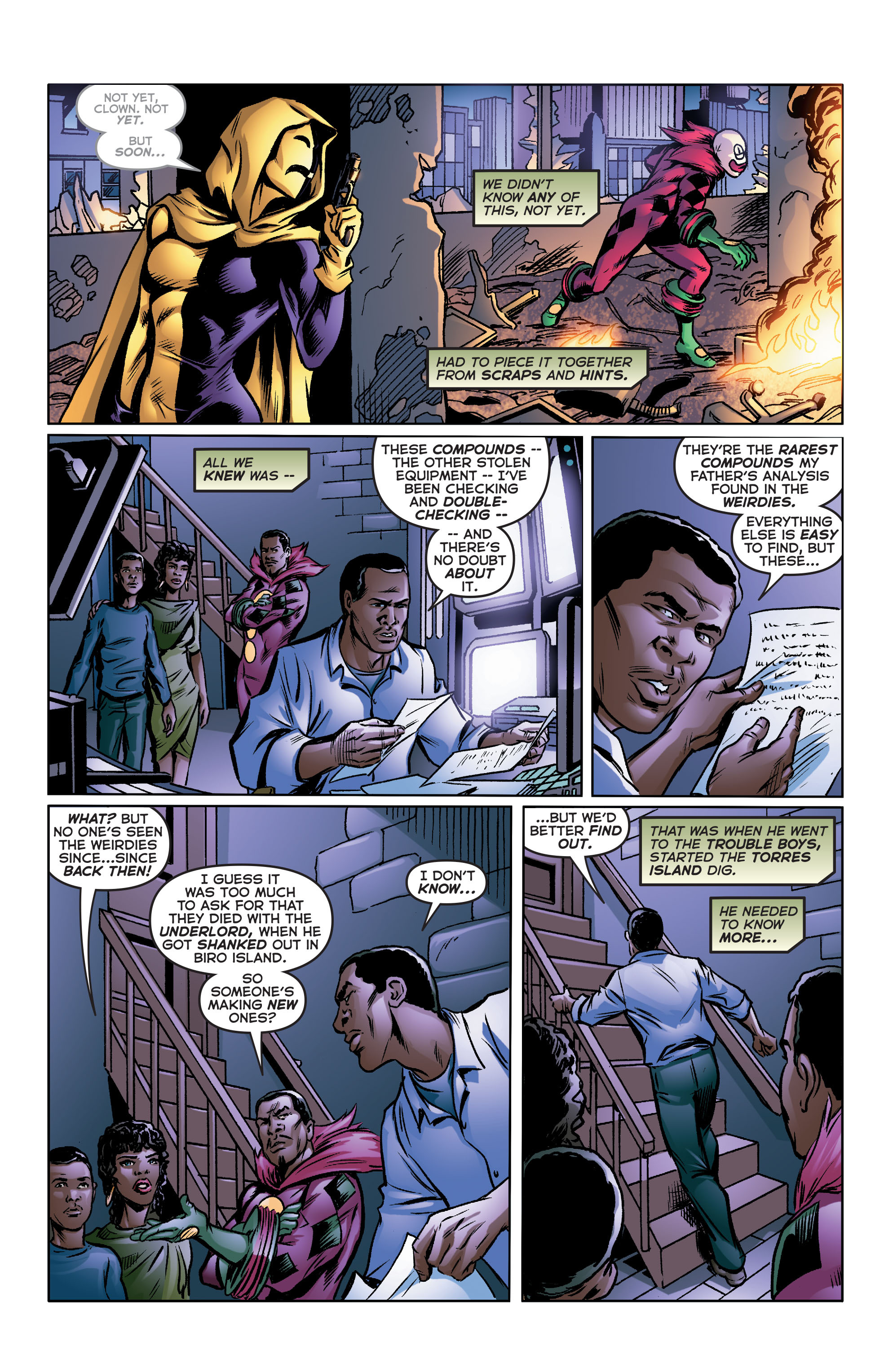 Read online Astro City comic -  Issue #36 - 11