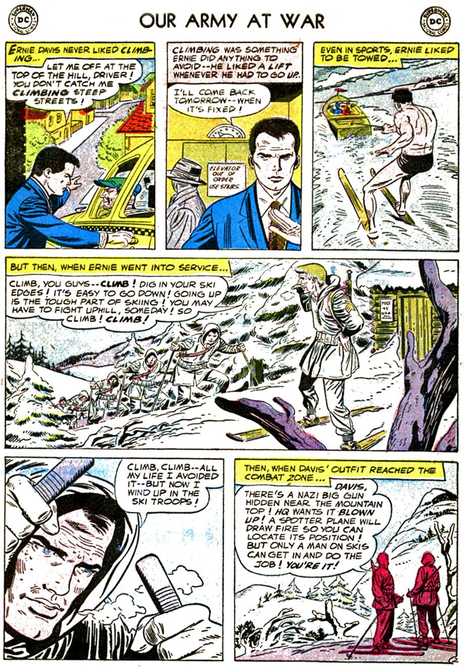 Our Army at War (1952) issue 58 - Page 4