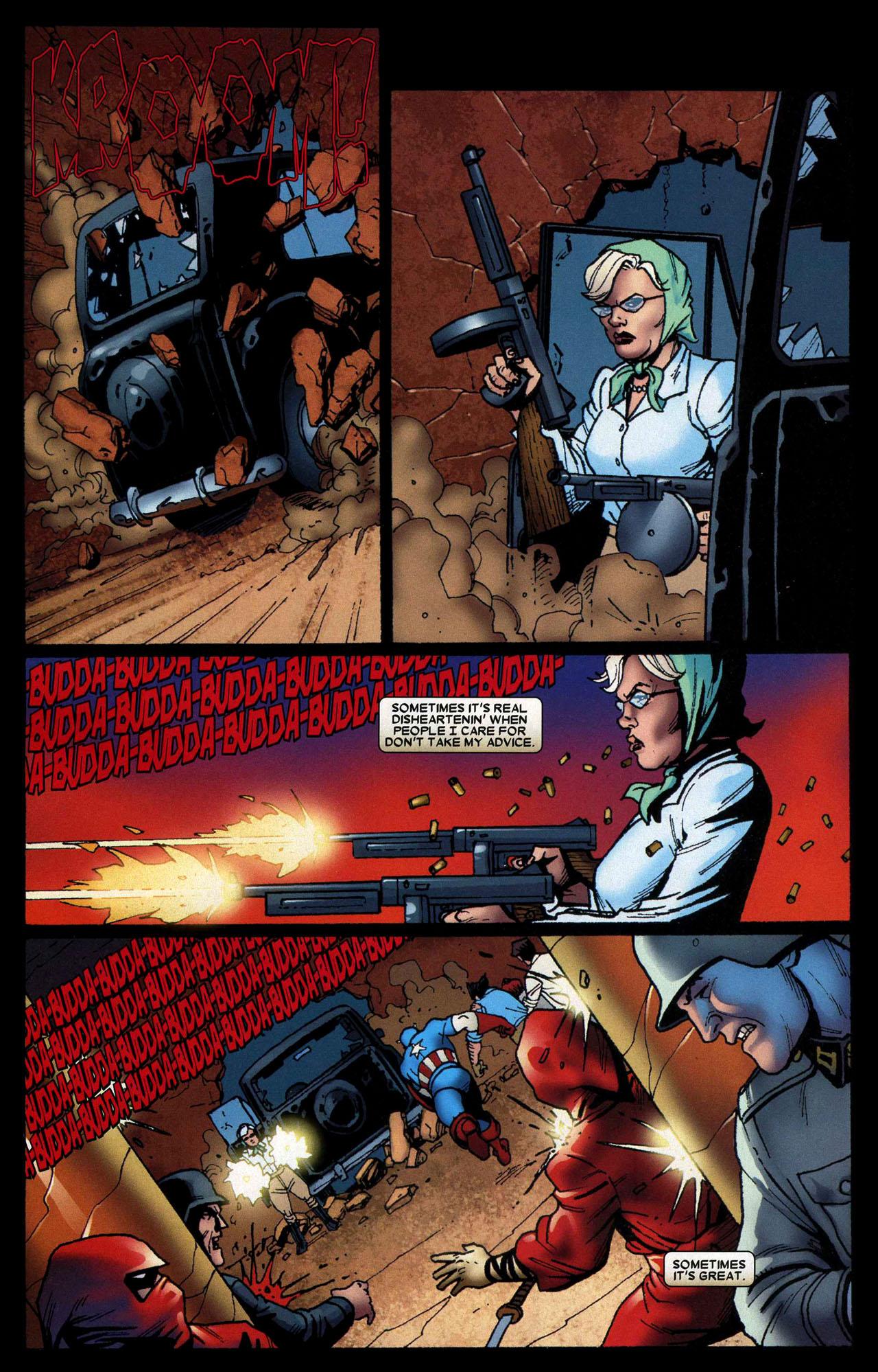 Read online Wolverine: Origins comic -  Issue #16 - 21