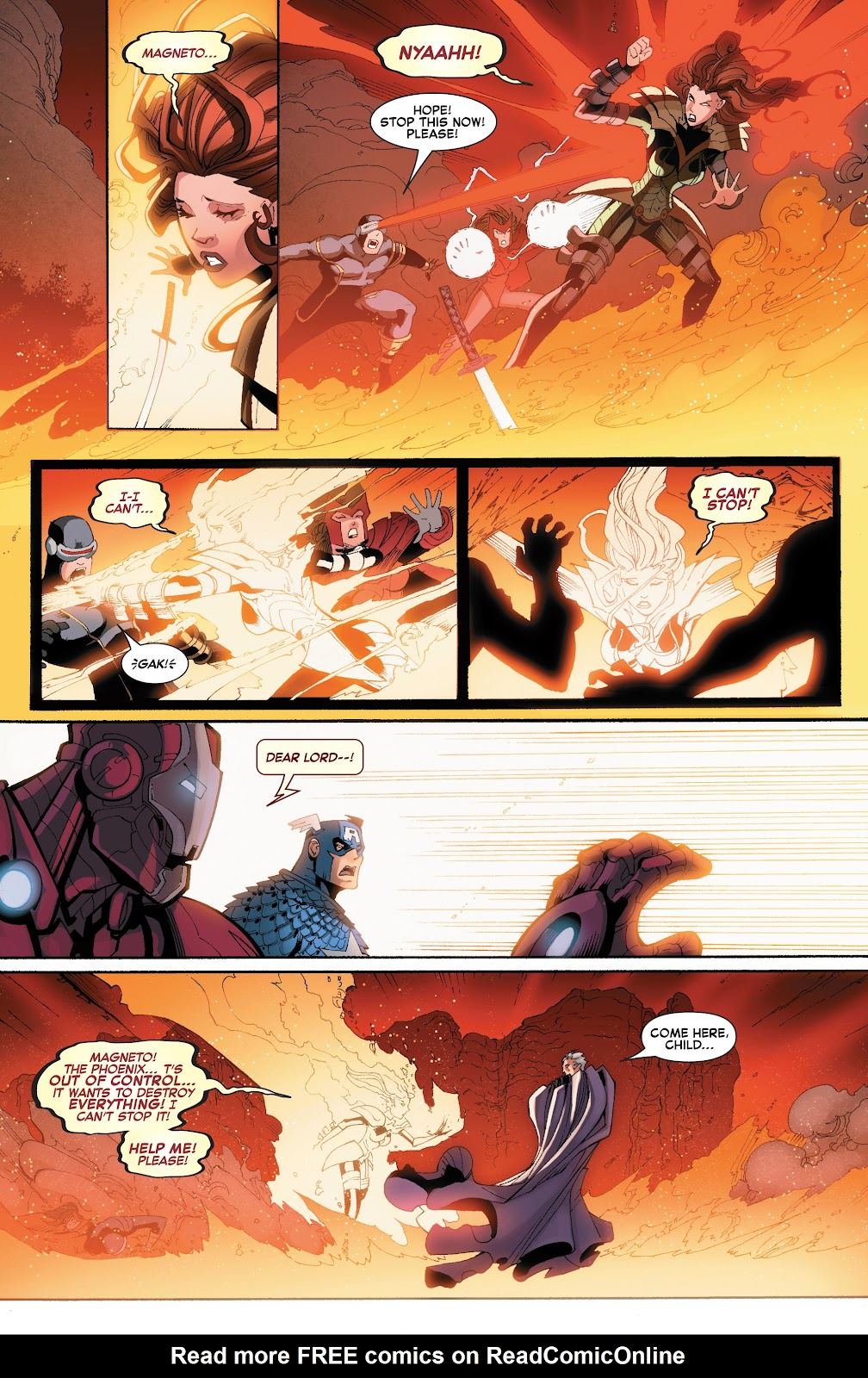 Read online What If? AvX comic -  Issue #4 - 11