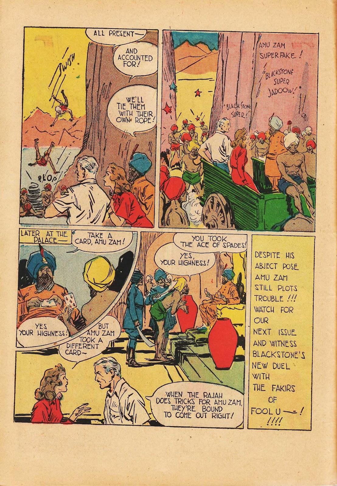 Super-Magician Comics issue 22 - Page 16