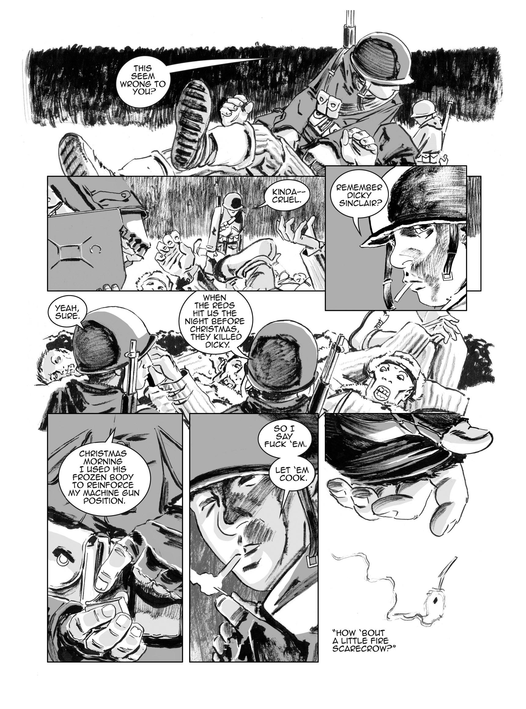 Read online FUBAR comic -  Issue #3 - 301