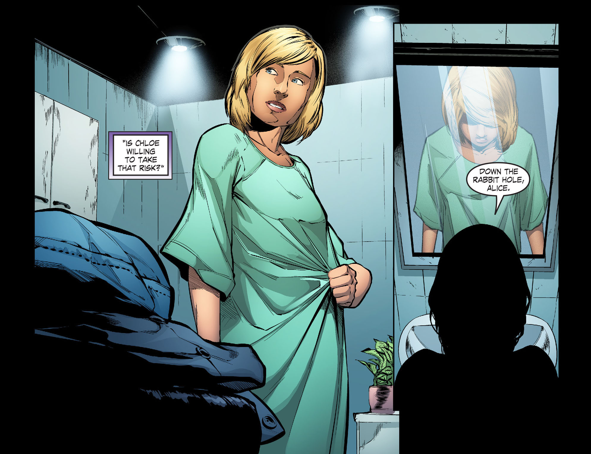 Read online Smallville: Season 11 comic -  Issue #31 - 14