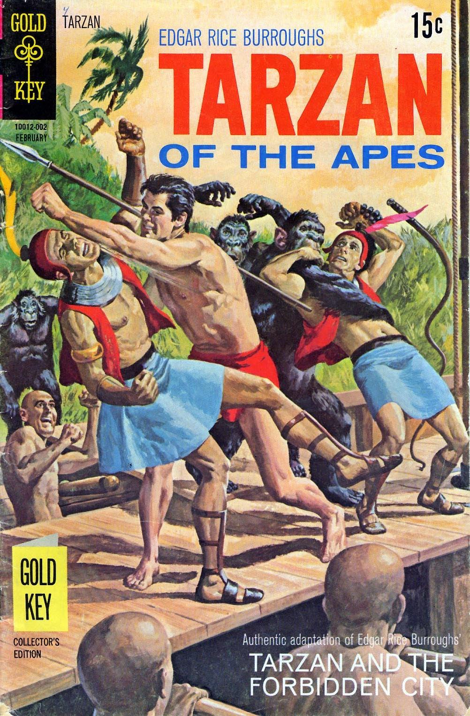 Tarzan (1962) issue 190 - Page 1