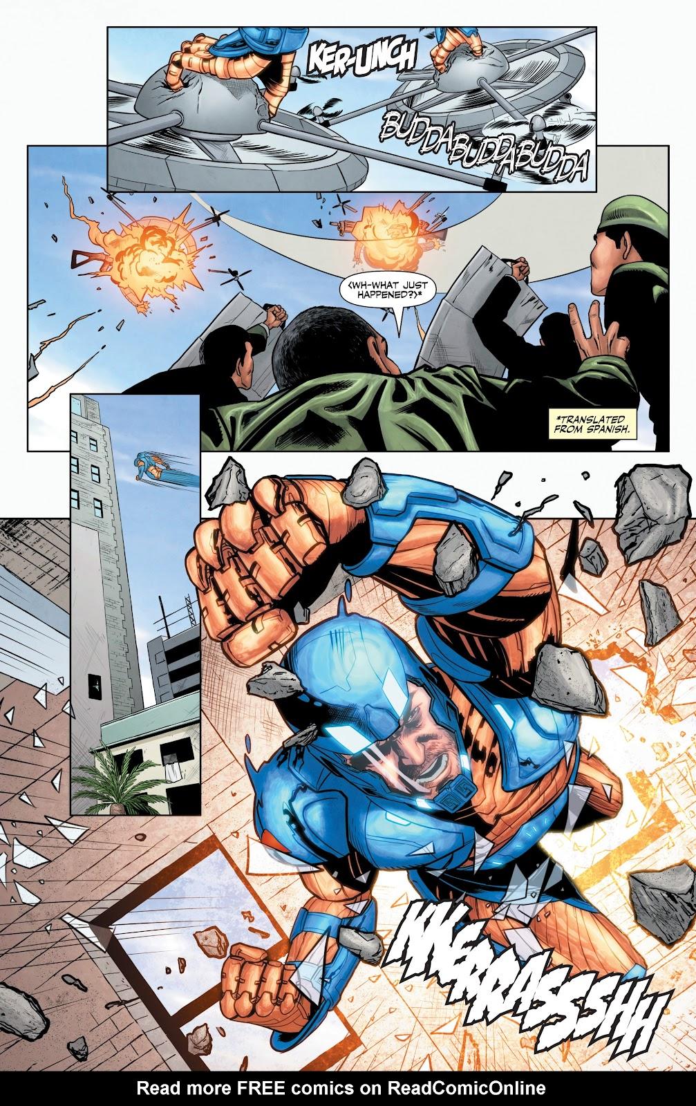Read online X-O Manowar (2017) comic -  Issue #26 - 18