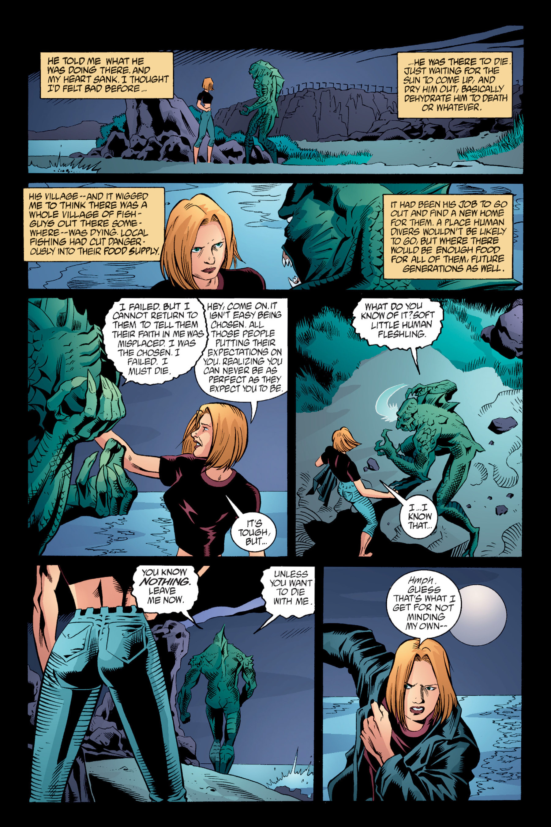 Read online Buffy the Vampire Slayer: Omnibus comic -  Issue # TPB 4 - 226