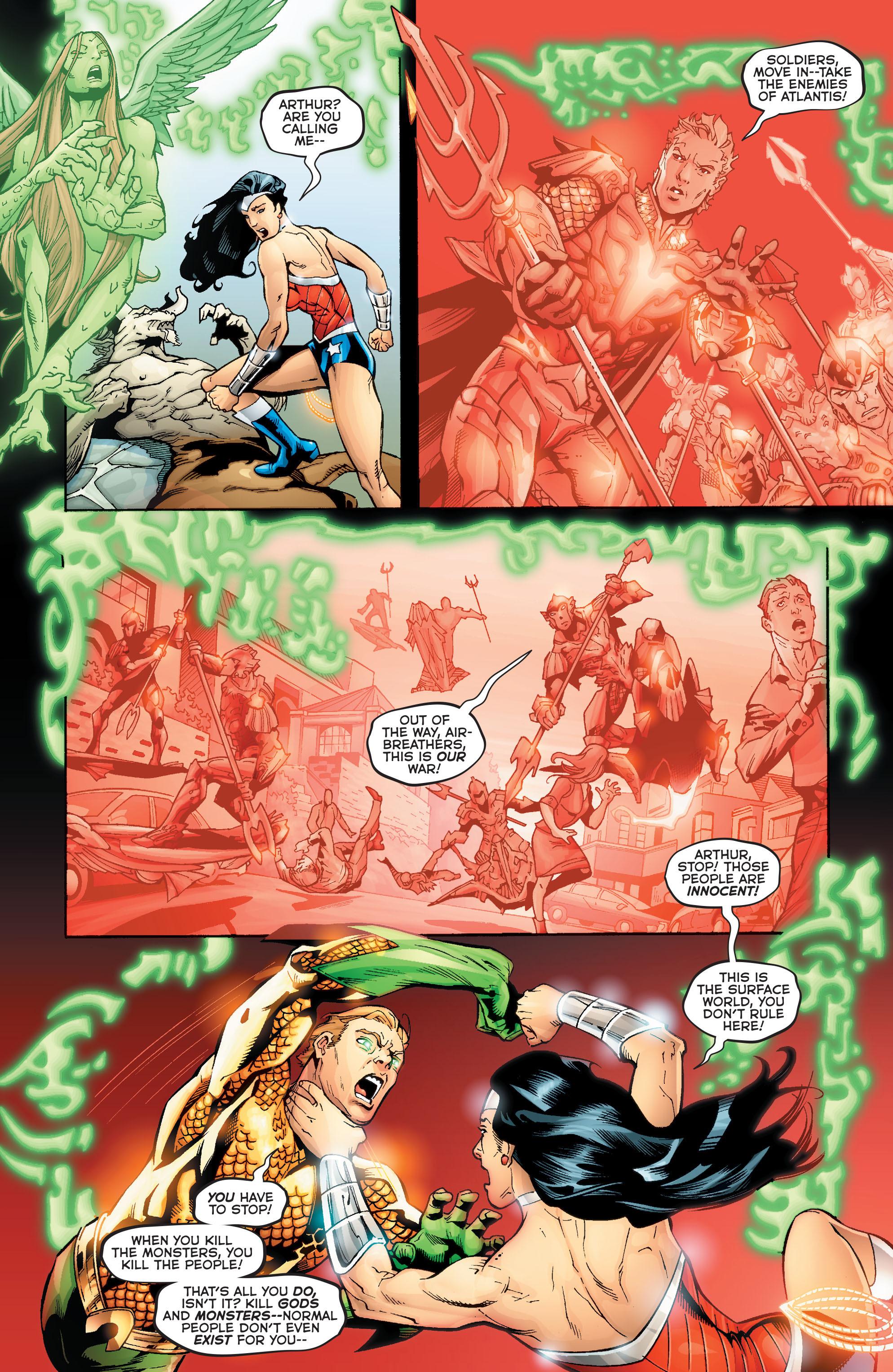 Read online Aquaman (2011) comic -  Issue #Aquaman (2011) _Annual 2 - 19