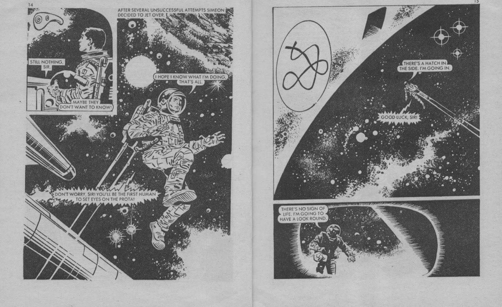 Starblazer issue 11 - Page 8