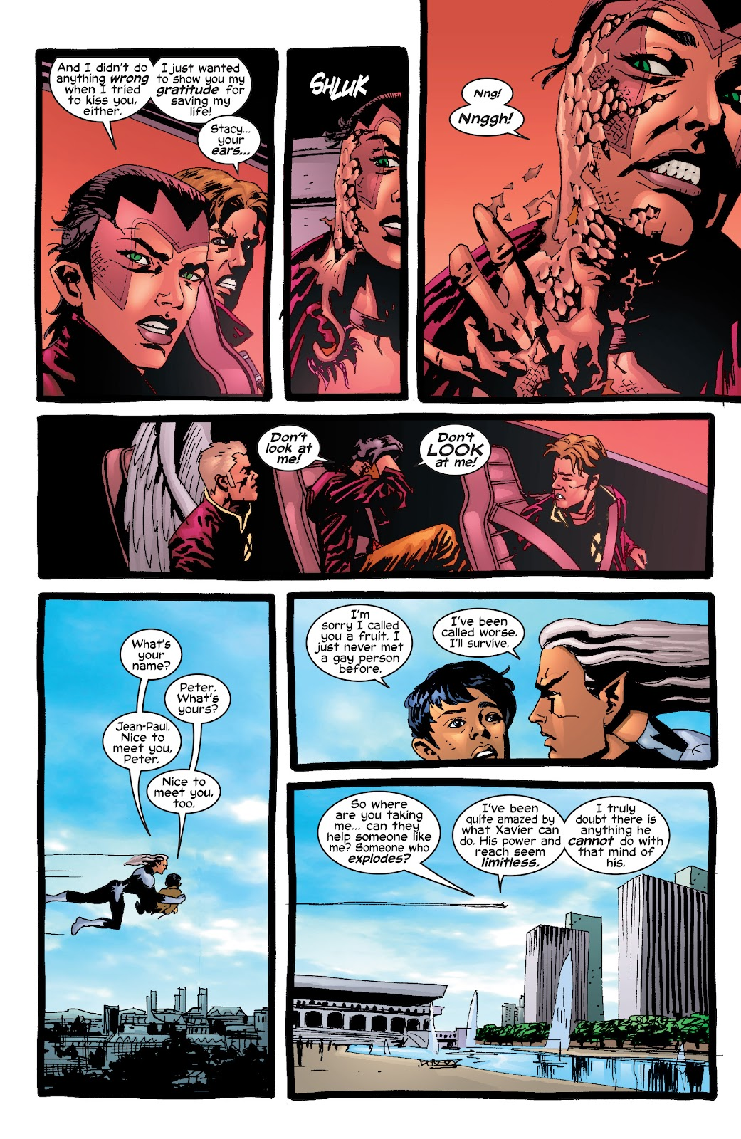 Read online X-Men: Unstoppable comic -  Issue # TPB (Part 2) - 16