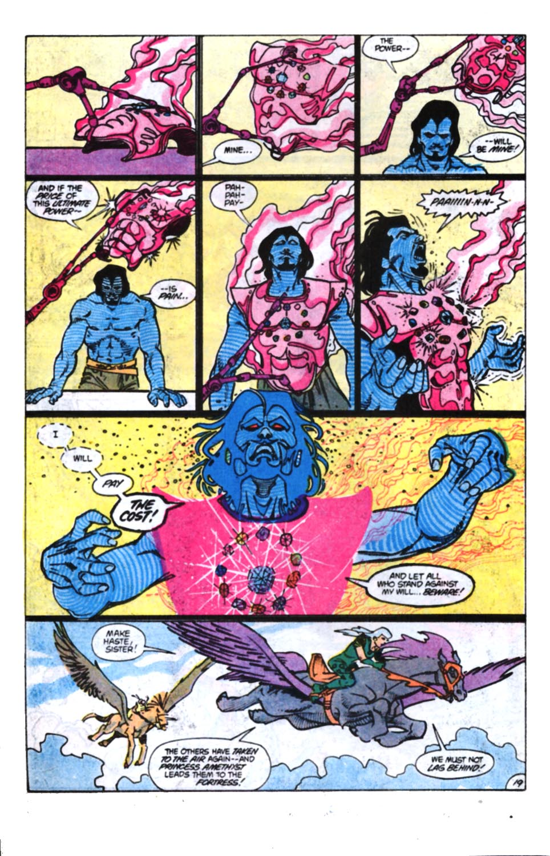 Read online Amethyst, Princess of Gemworld comic -  Issue #11 - 20
