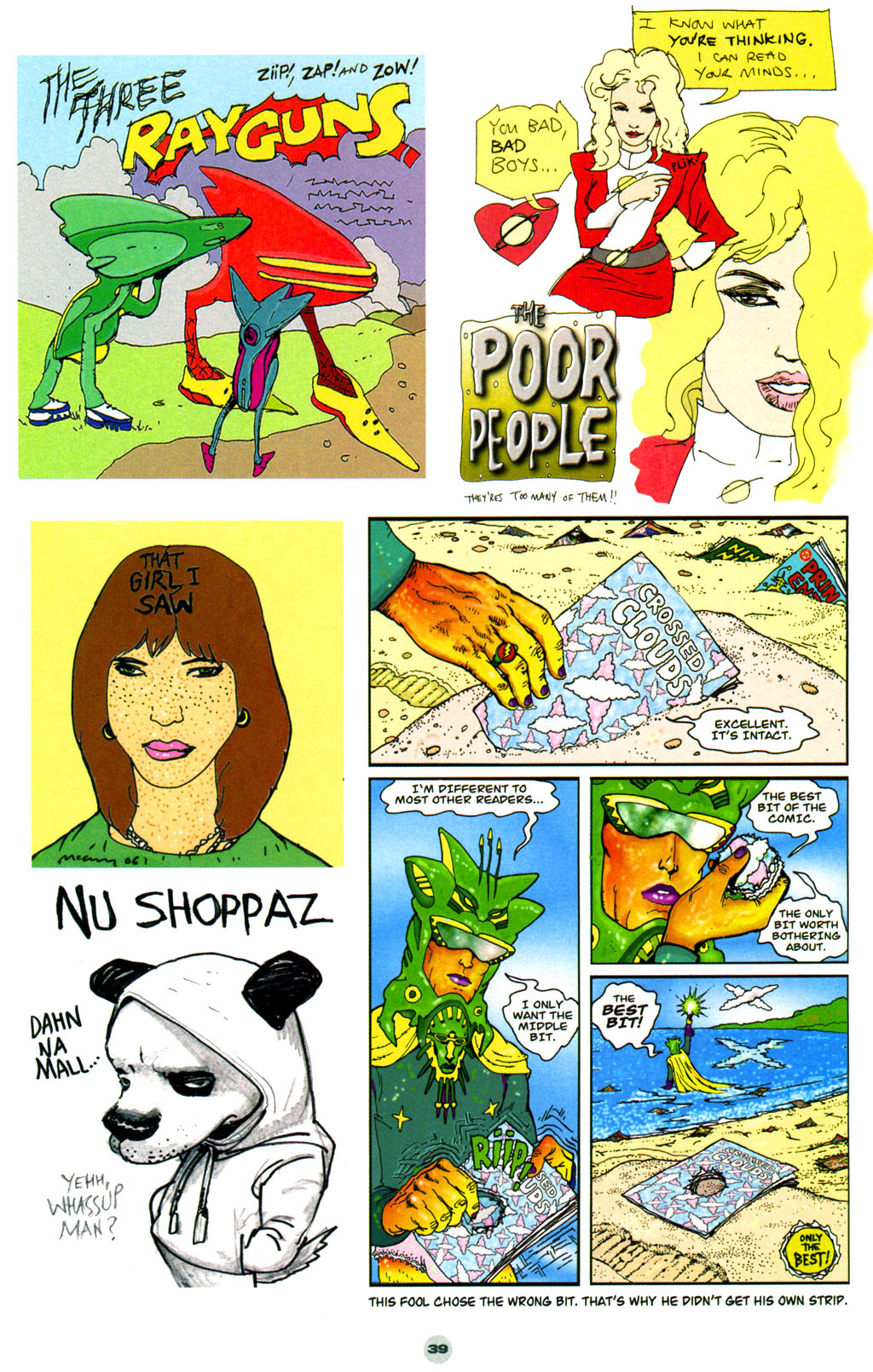 Read online Solo (2004) comic -  Issue #12 - 41