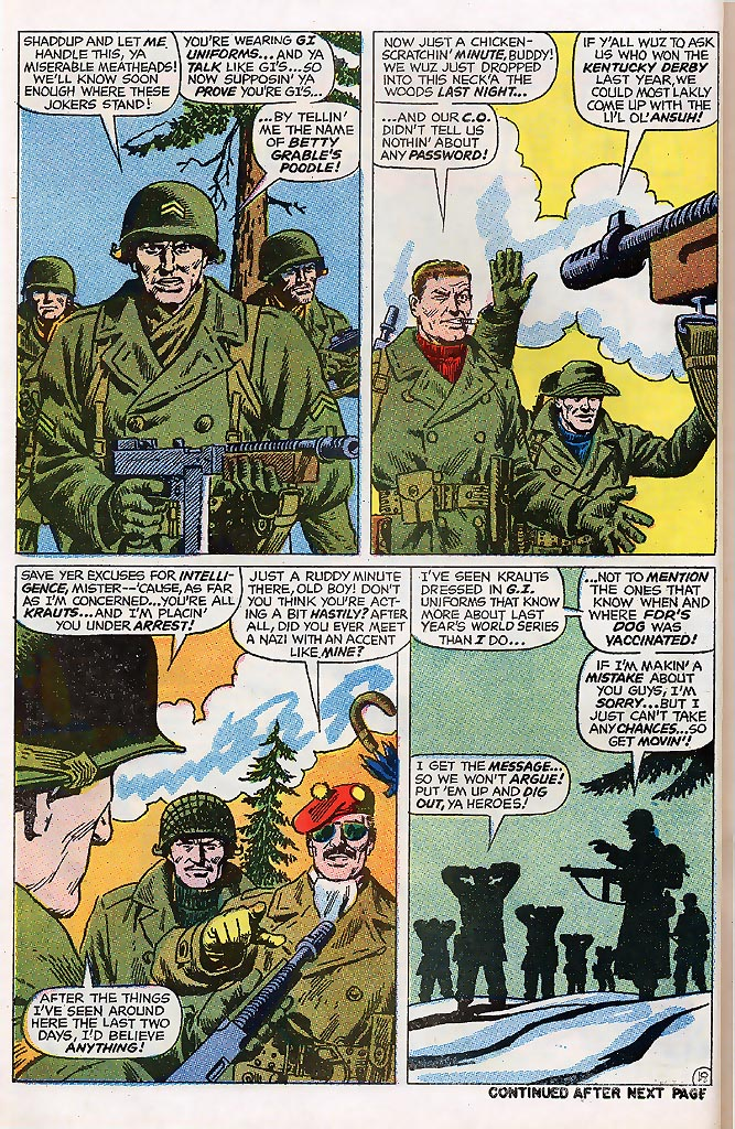 Read online Sgt. Fury comic -  Issue # _Special 4 - 24