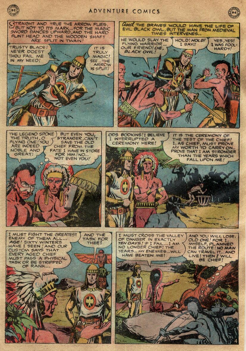 Read online Adventure Comics (1938) comic -  Issue #145 - 23