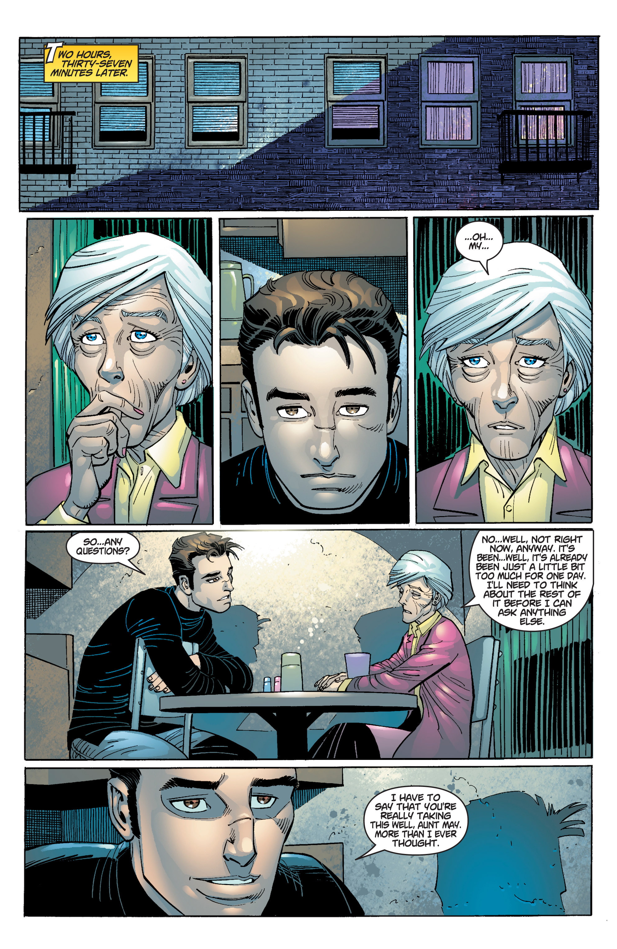 The Amazing Spider-Man (1999) 38 Page 18