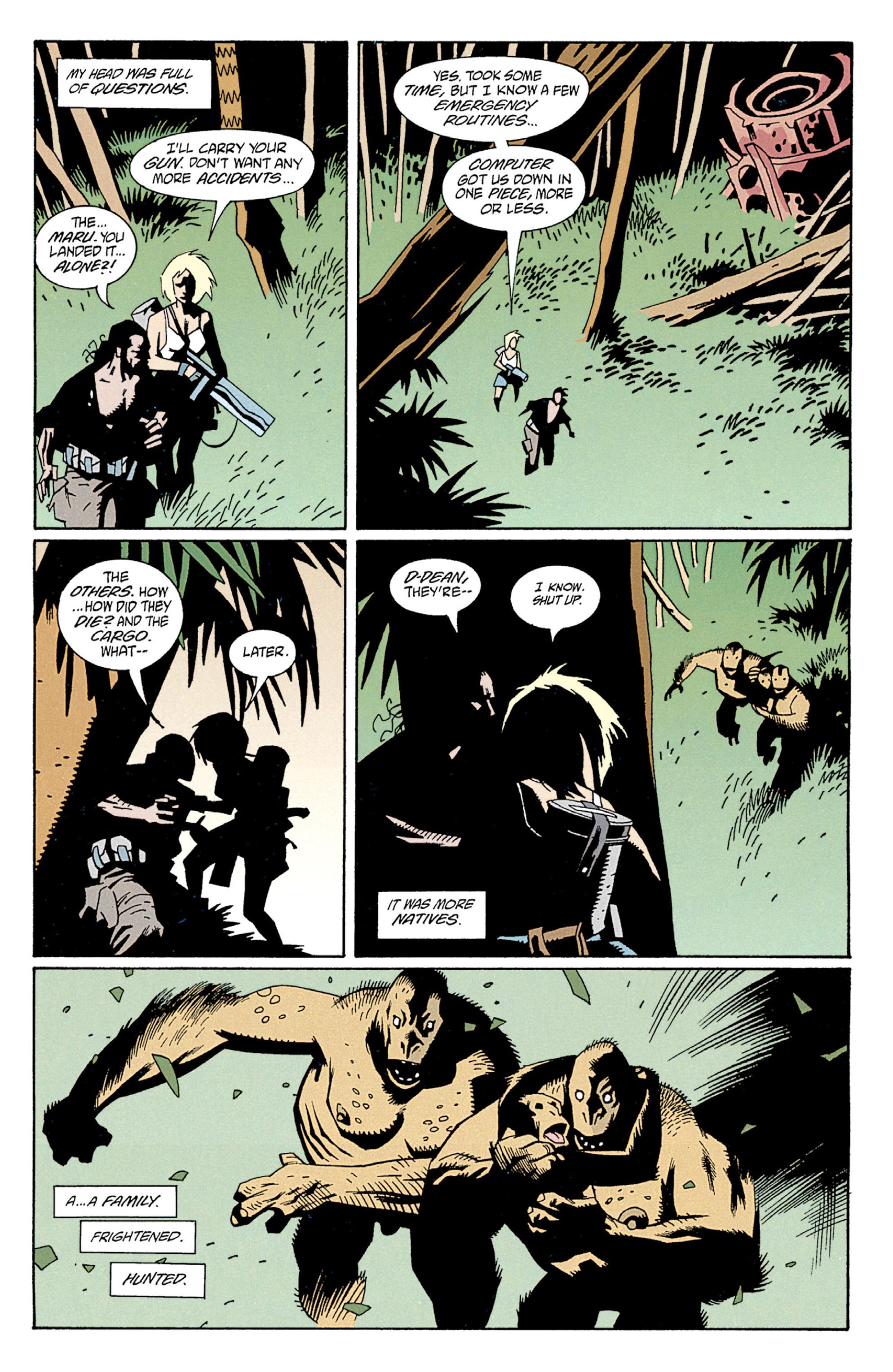 Read online Aliens: Salvation comic -  Issue # TPB - 30