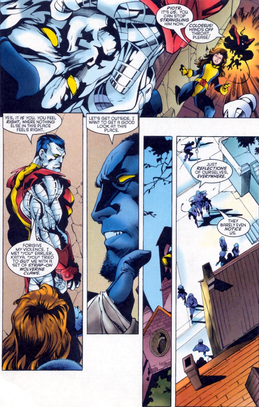 Excalibur (1988) issue 103 - Page 11