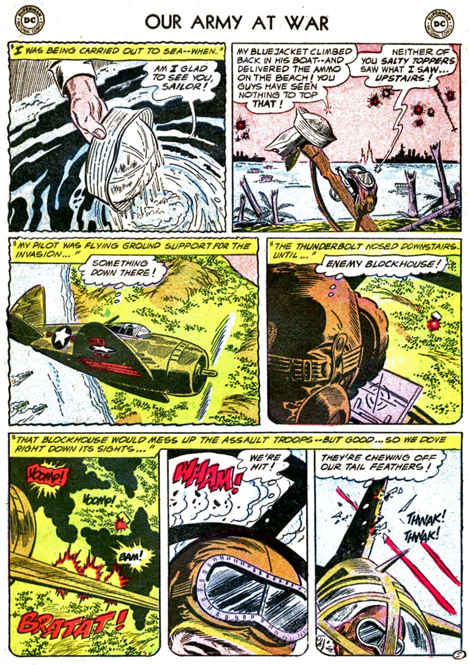 Our Army at War (1952) issue 58 - Page 31