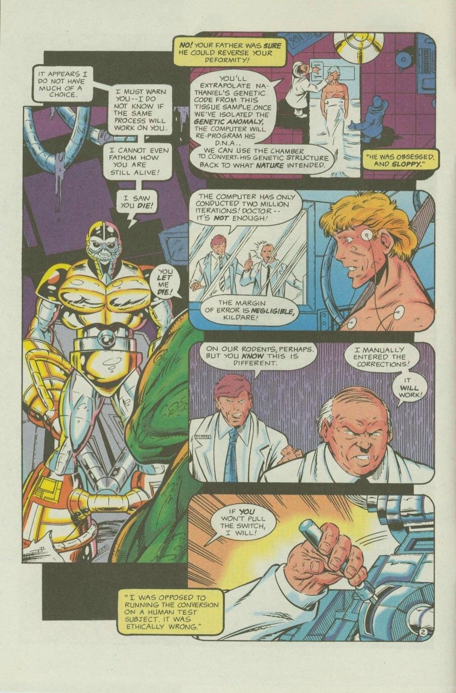 Read online Ex-Mutants comic -  Issue #7 - 4
