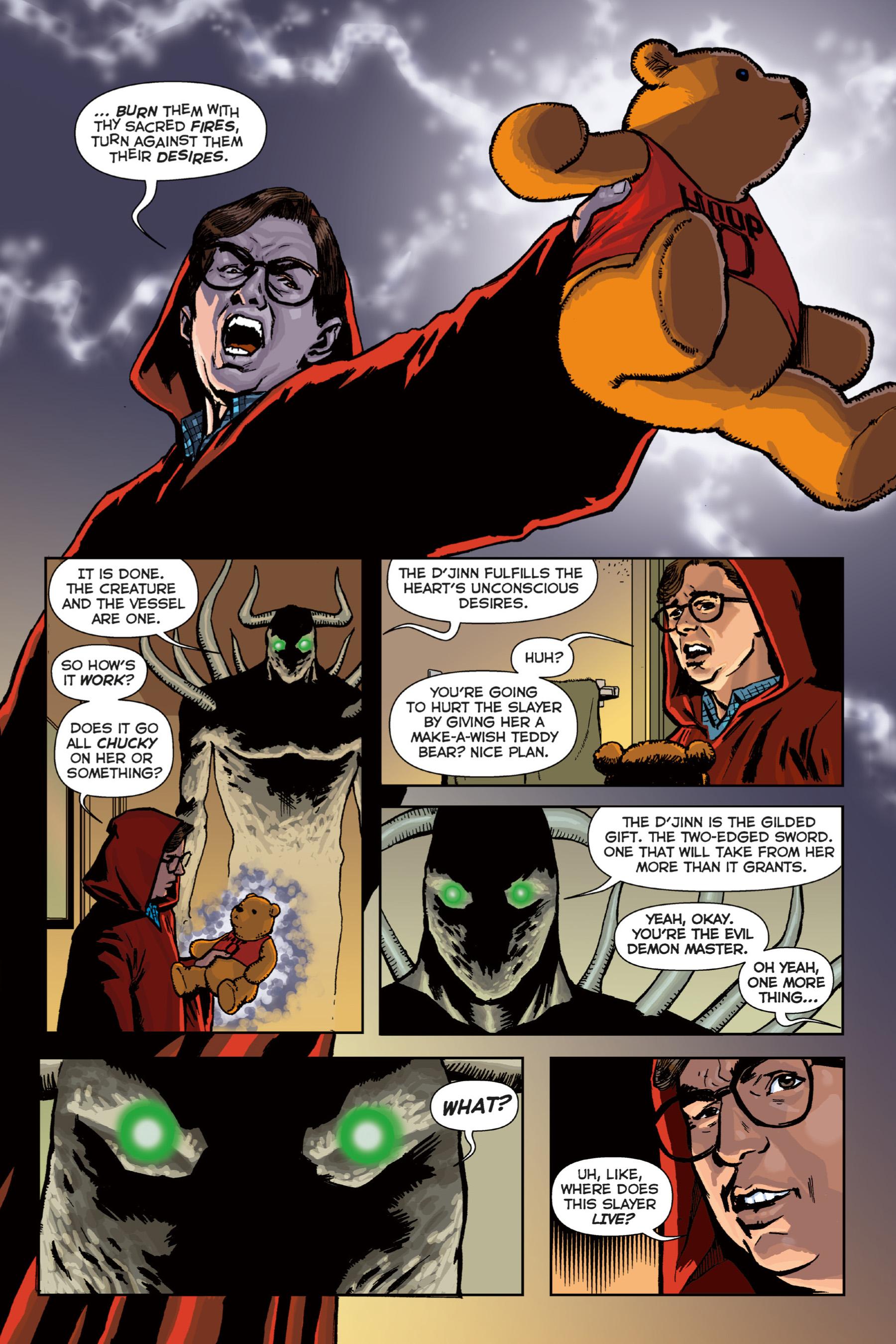 Read online Buffy the Vampire Slayer: Omnibus comic -  Issue # TPB 1 - 193