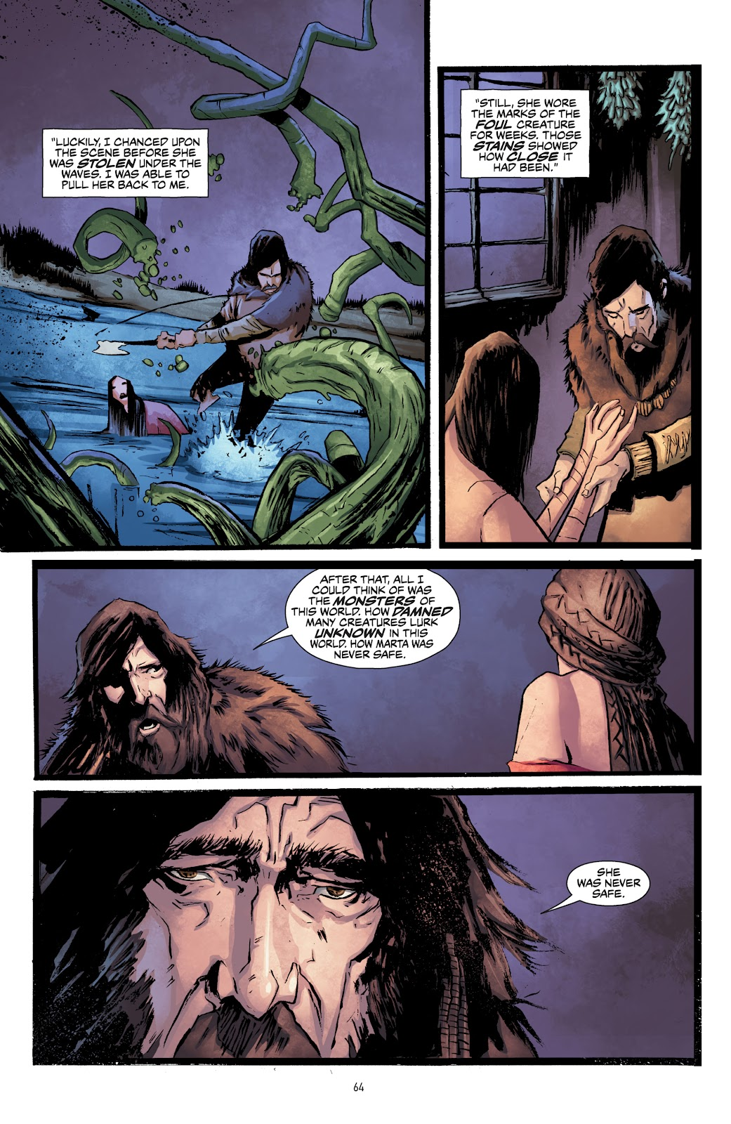 Read online The Witcher Omnibus comic -  Issue # TPB (Part 1) - 63