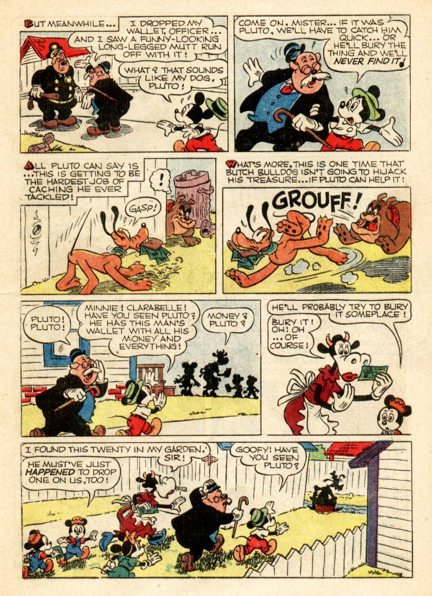 Walt Disney's Comics and Stories issue 192 - Page 21