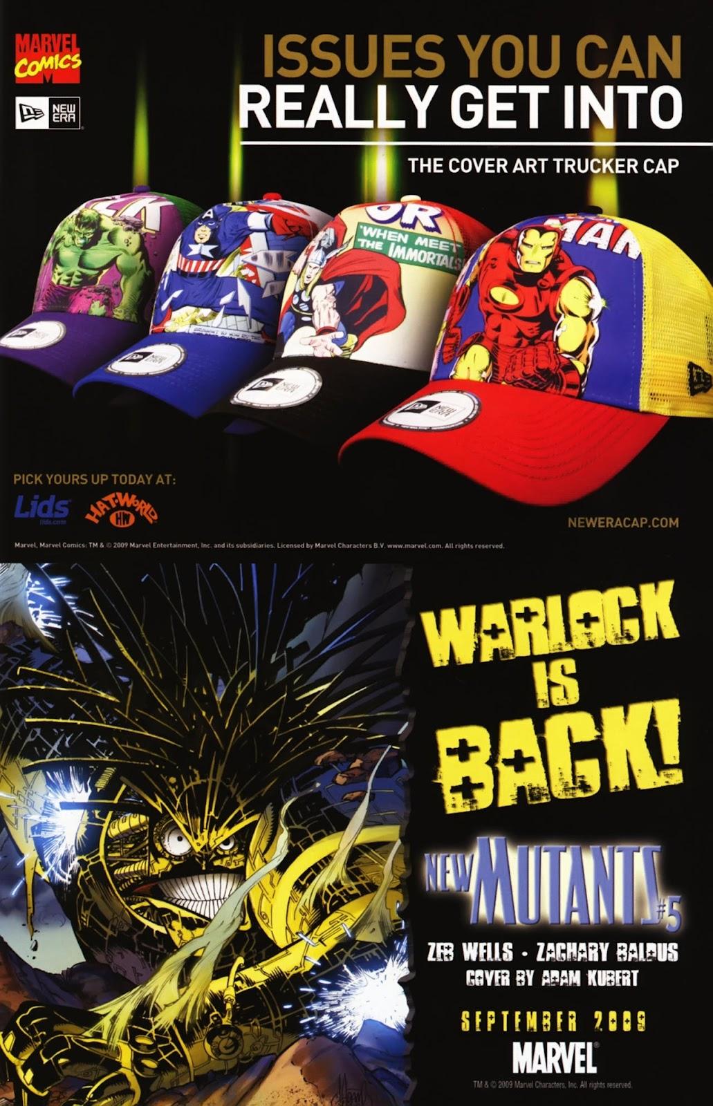 Read online Deadpool (2008) comic -  Issue #13 - 22