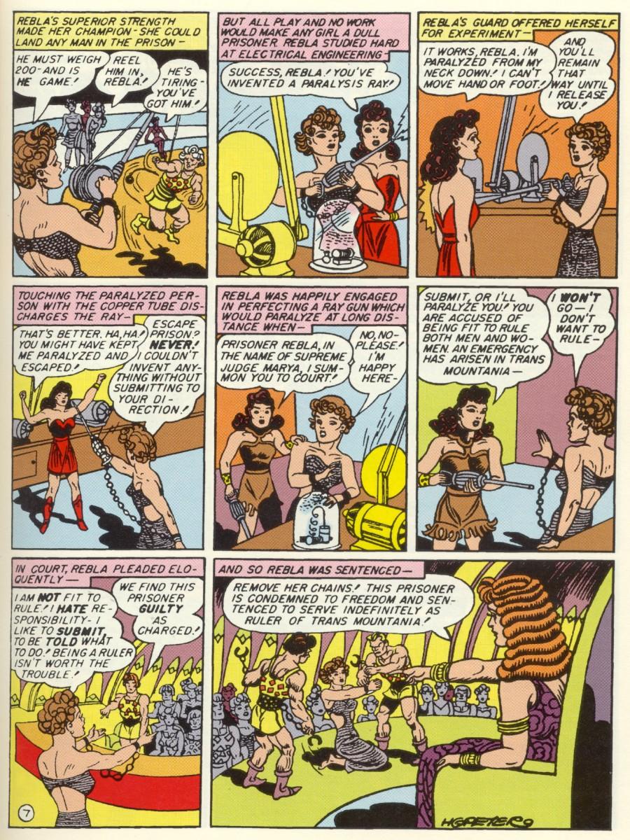 Read online Sensation (Mystery) Comics comic -  Issue #11 - 9