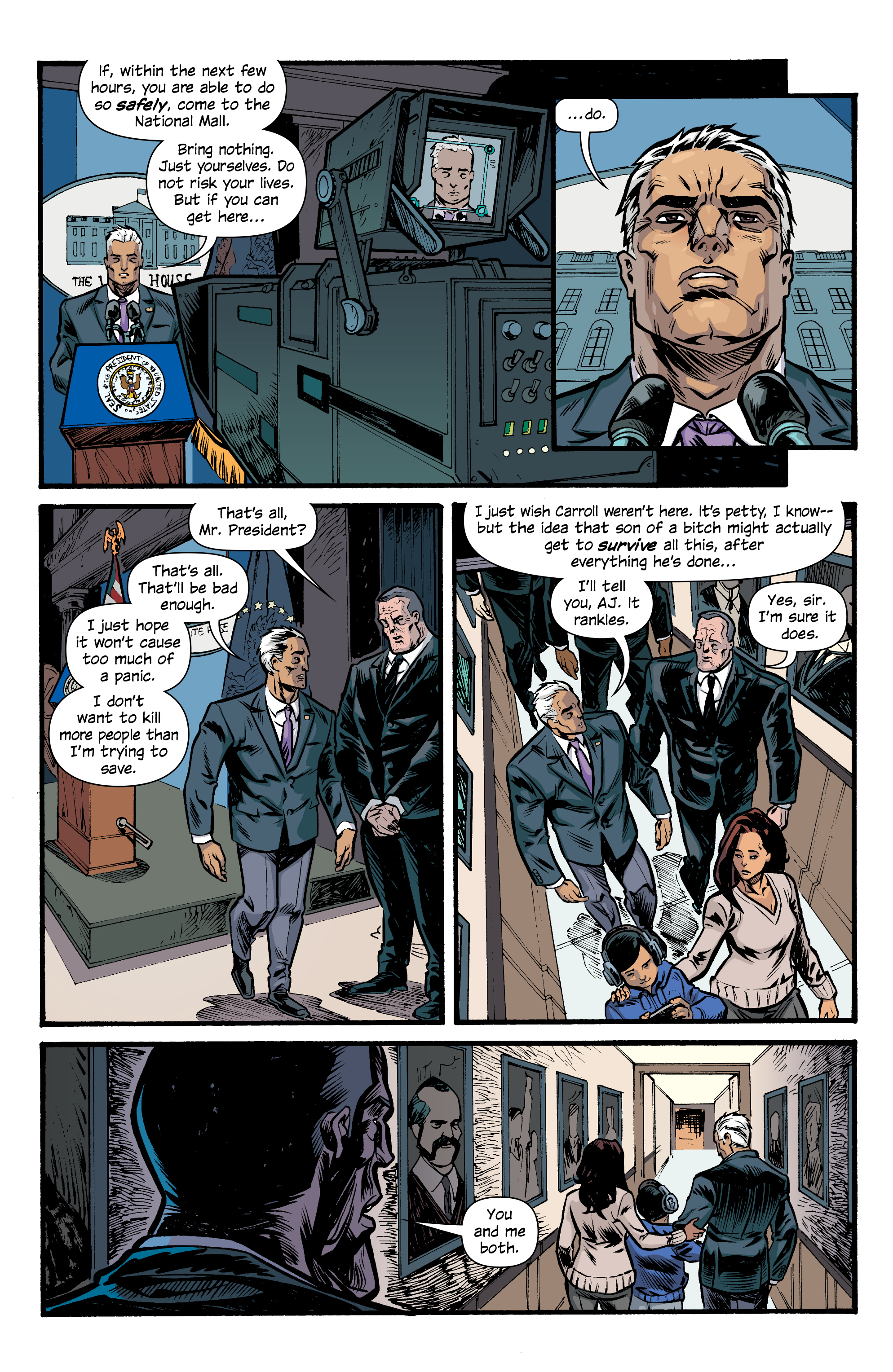 Read online Letter 44 comic -  Issue #33 - 15