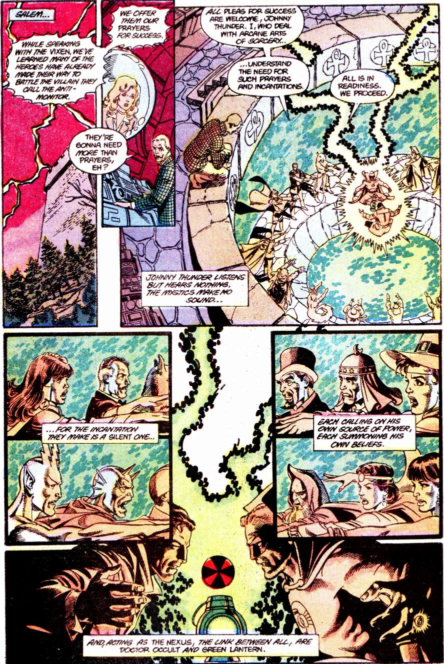 Crisis on Infinite Earths (1985) 12 Page 16