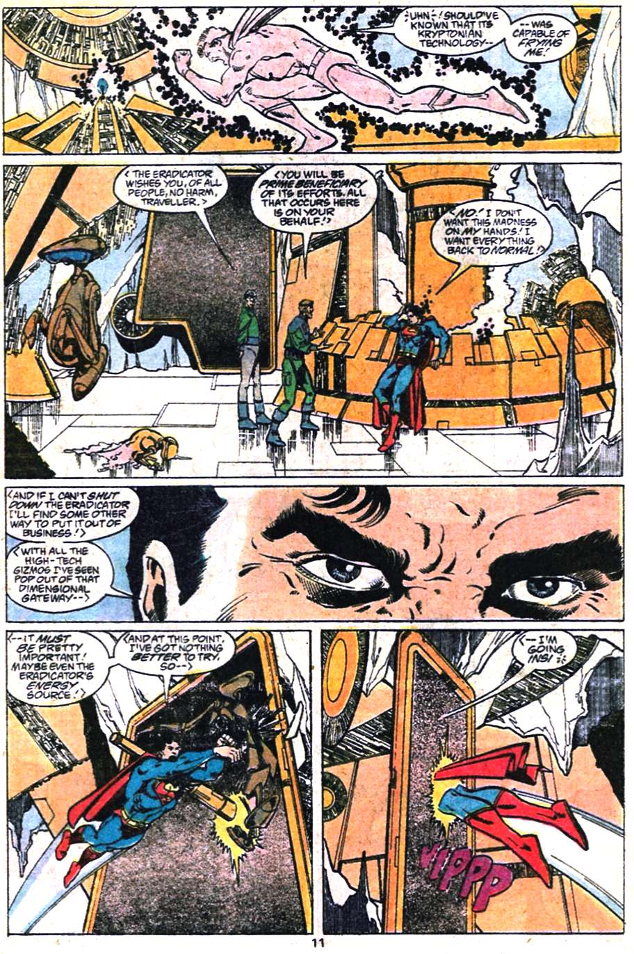 Read online Adventures of Superman (1987) comic -  Issue #461 - 12