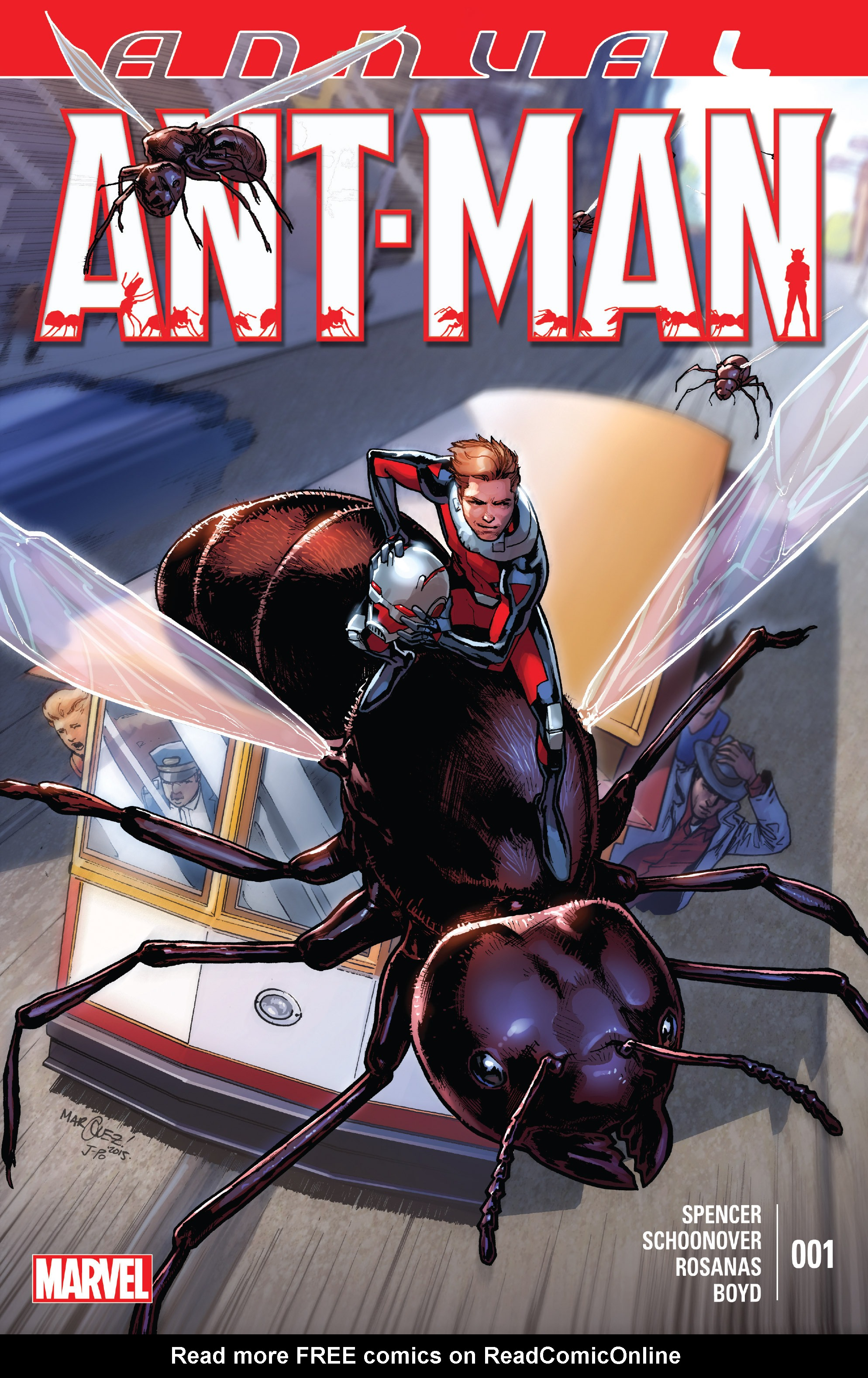 Read online Ant-Man comic -  Issue #Ant-Man _Annual 1 - 1