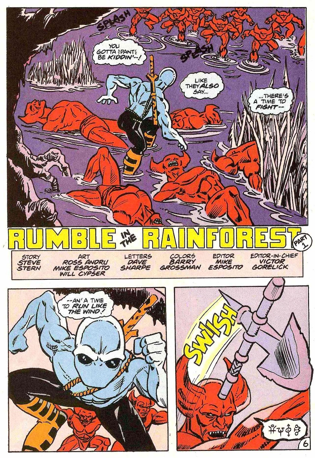 Read online Zen Intergalactic Ninja (1992) comic -  Issue #2 - 7