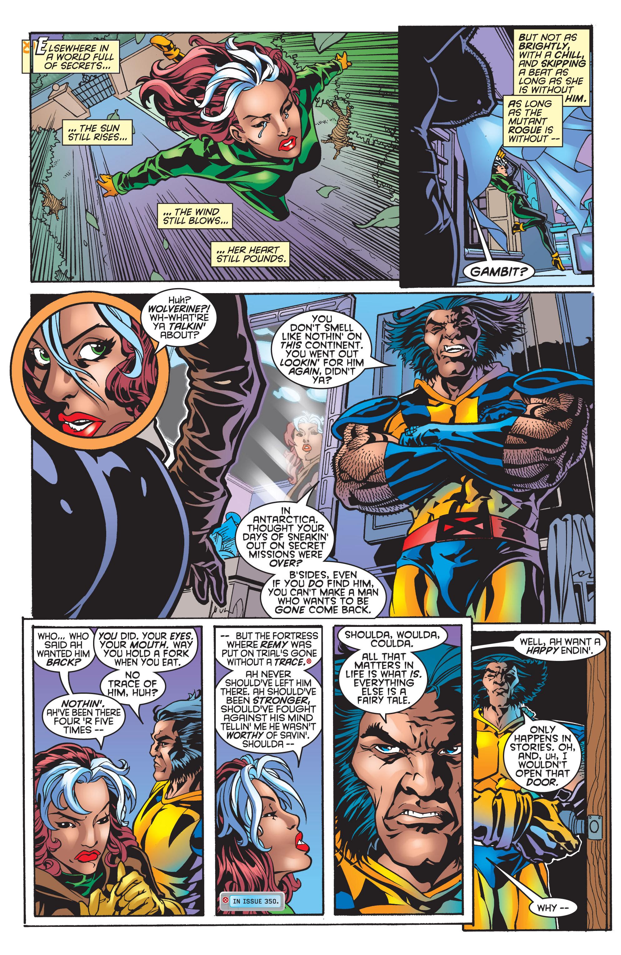 Read online Uncanny X-Men (1963) comic -  Issue #361 - 6