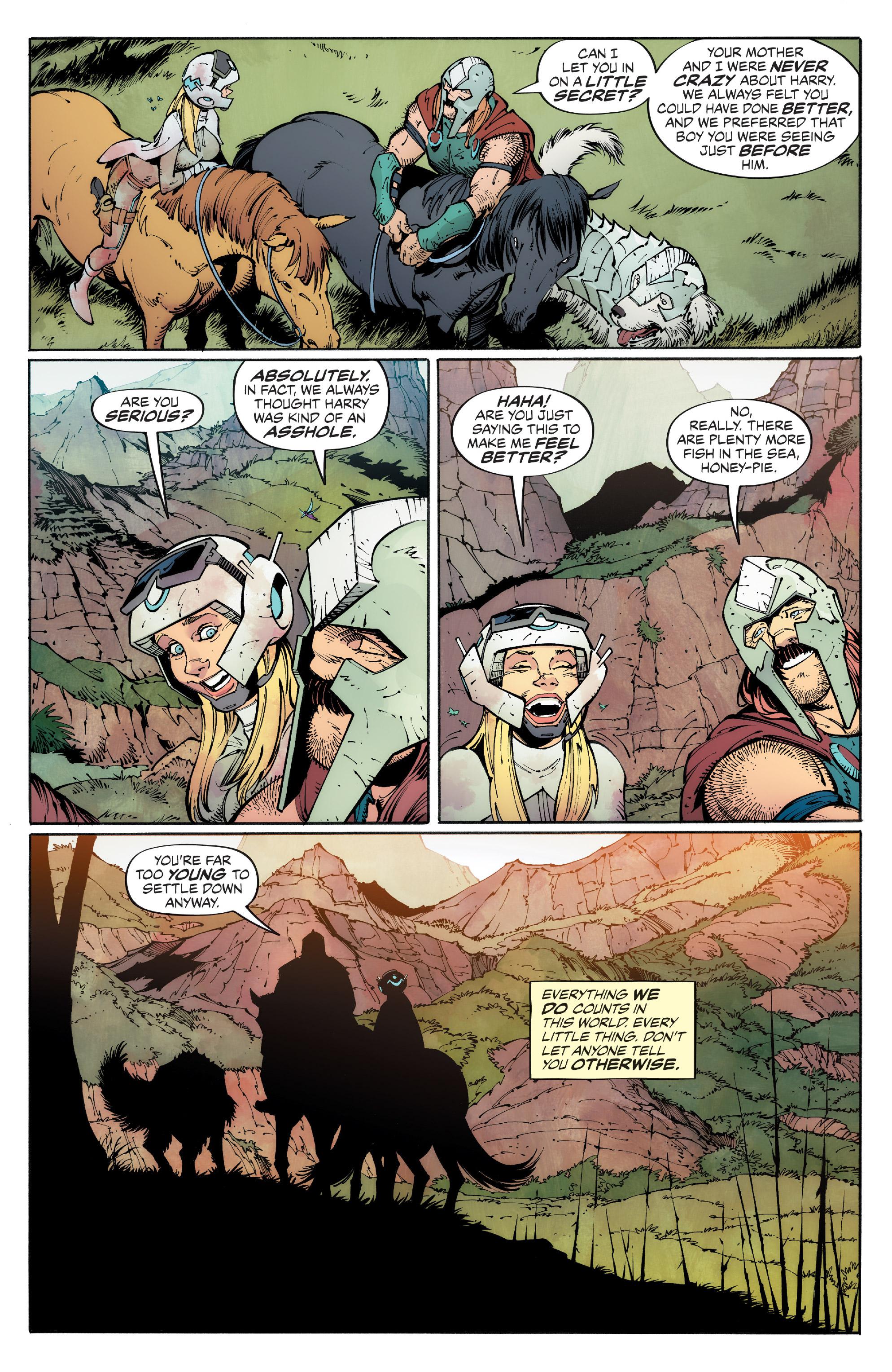 Read online Reborn comic -  Issue #6 - 36