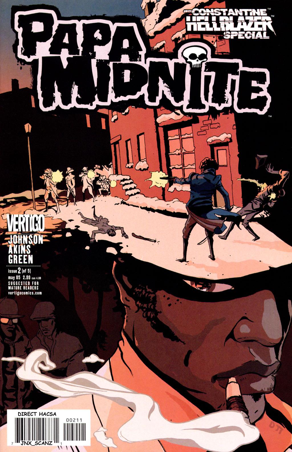 John Constantine - Hellblazer Special: Papa Midnite issue 2 - Page 1