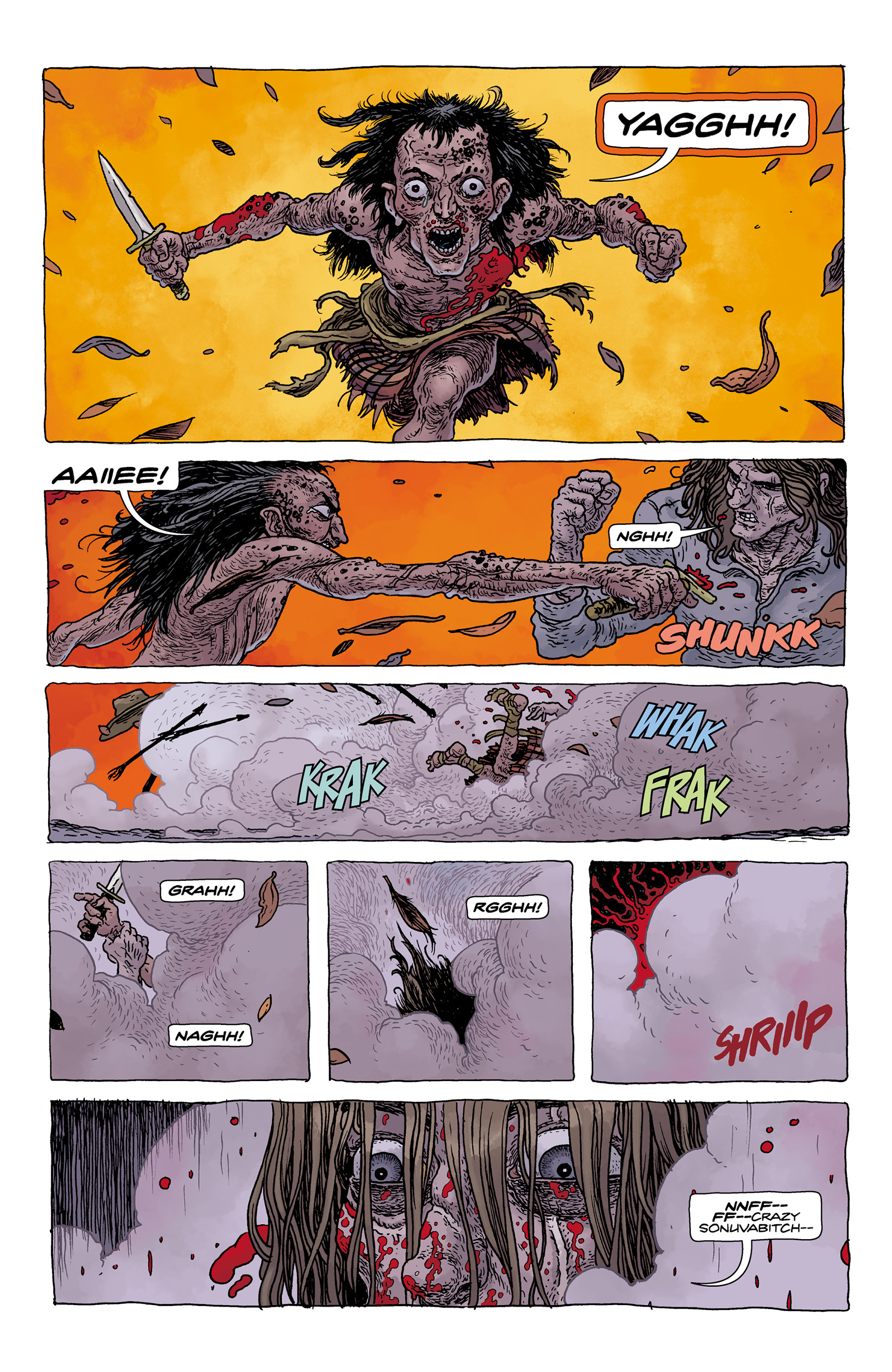 House of Penance 1 Page 9