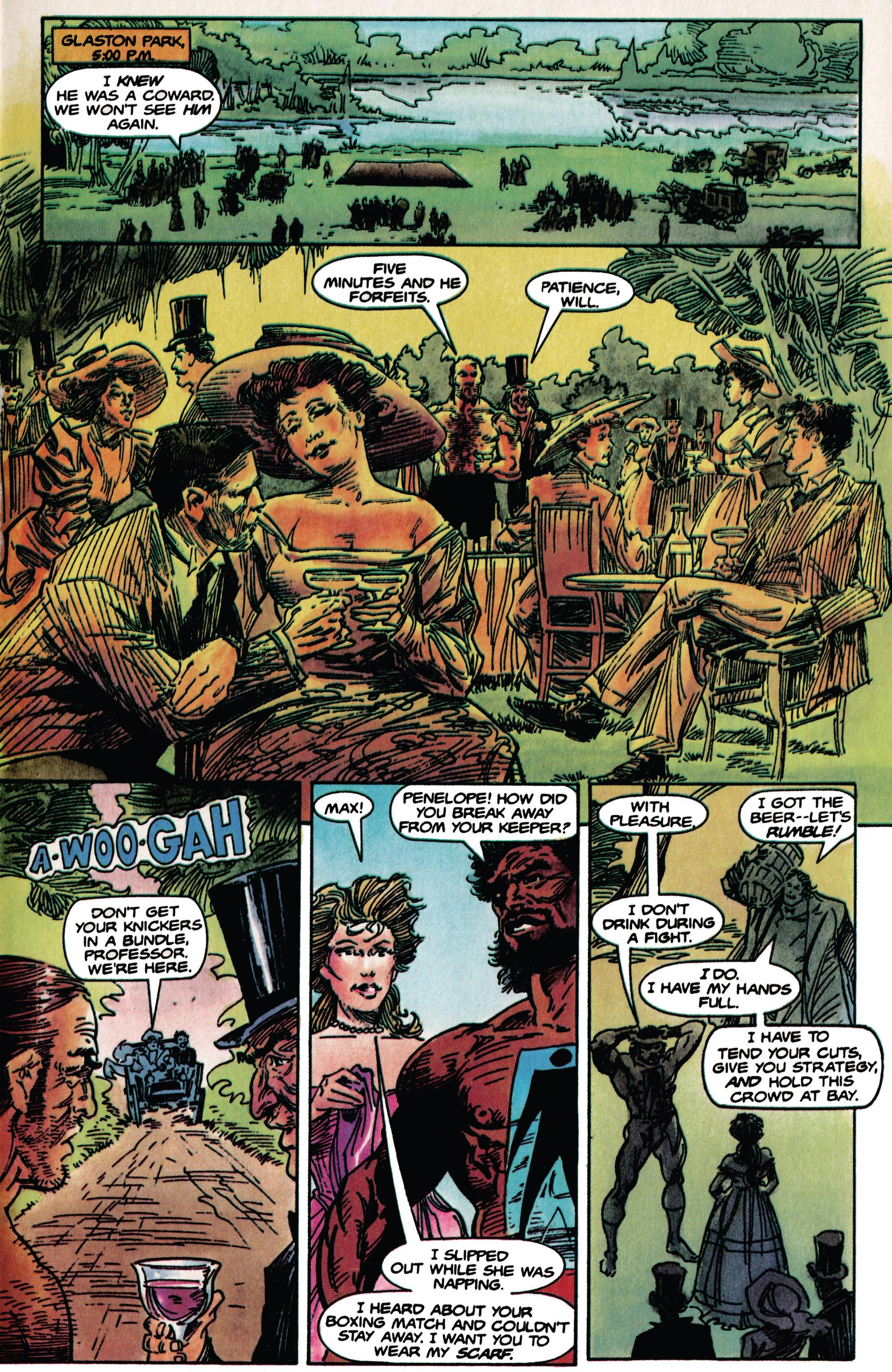 Read online Shadowman (1992) comic -  Issue # _TPB 1 - 19