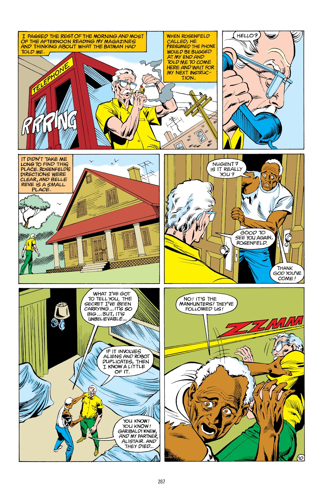 Read online Detective Comics (1937) comic -  Issue # _TPB Batman - The Dark Knight Detective 1 (Part 3) - 87