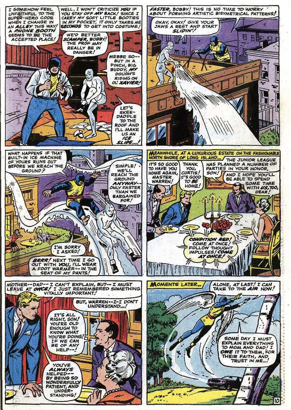 Uncanny X-Men (1963) 68 Page 12