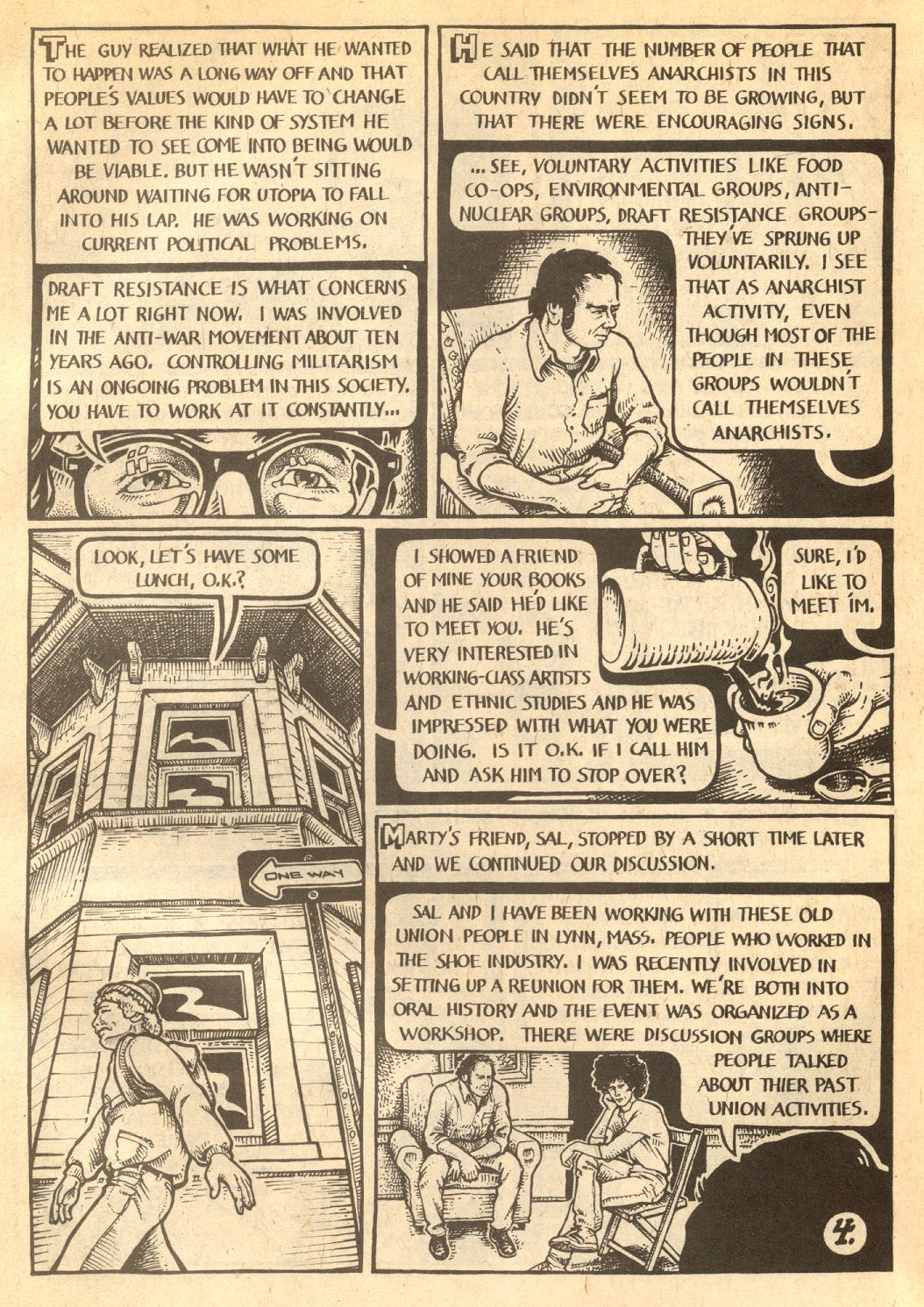 American Splendor (1976) issue 7 - Page 43